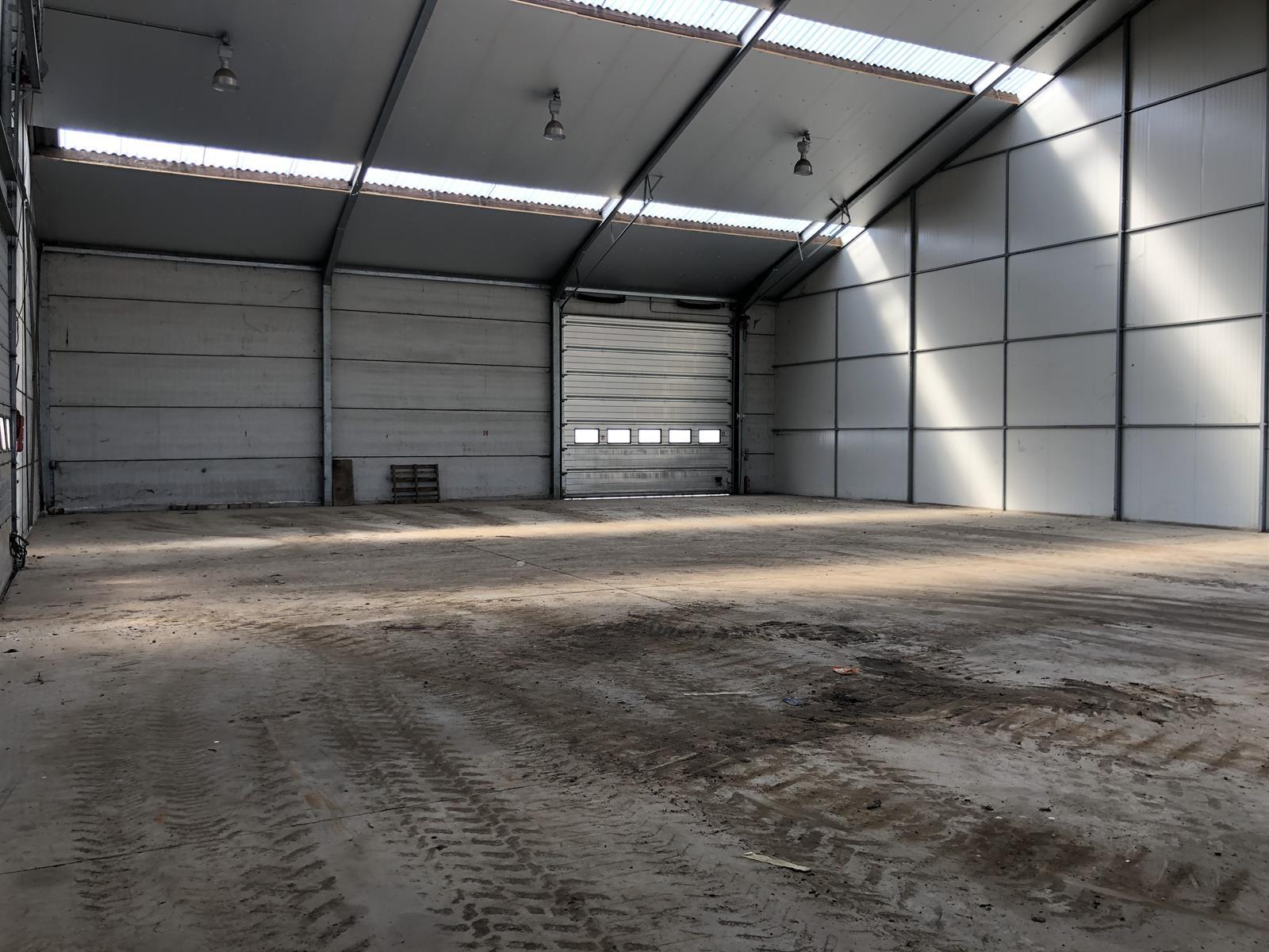 industrieel gebouw te huur Magazijn - Doornpark 38, 9120 Beveren, België 6