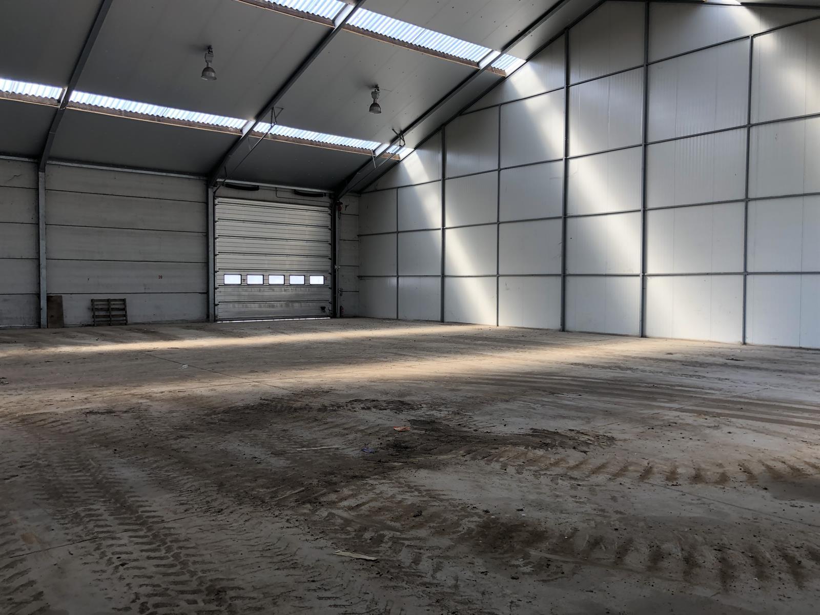 industrieel gebouw te huur Magazijn - Doornpark 38, 9120 Beveren, België 7