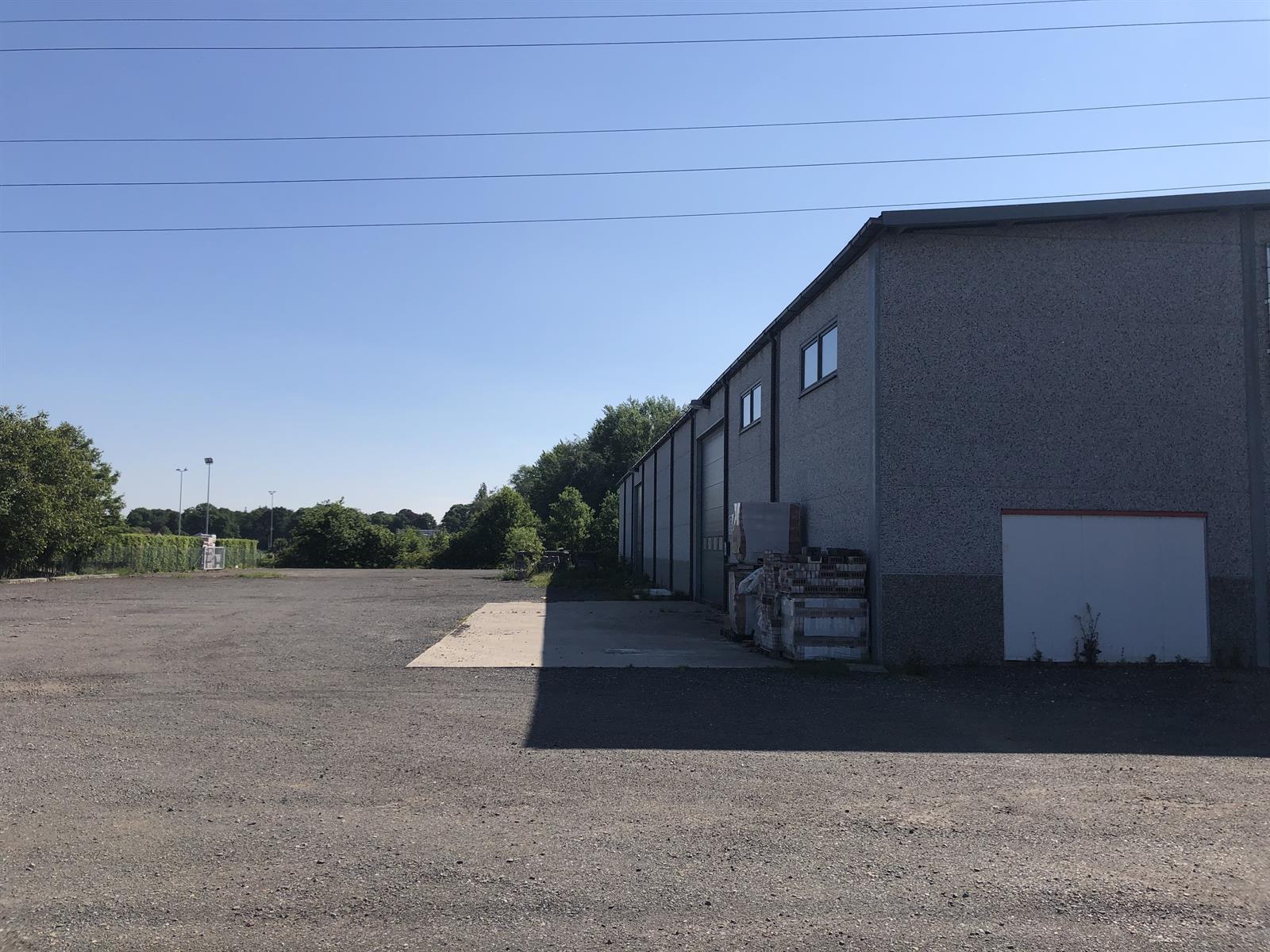 industrieel gebouw te huur Magazijn - Doornpark 38, 9120 Beveren, België 11