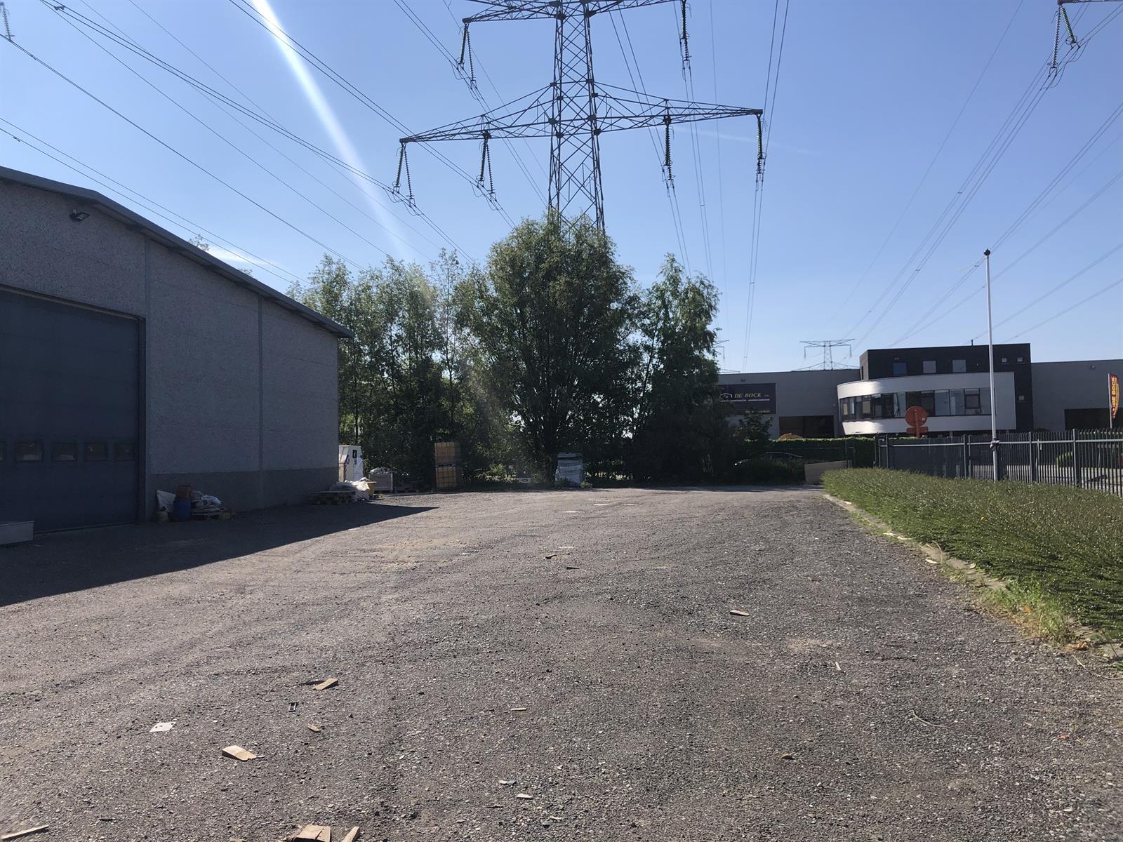 industrieel gebouw te huur Magazijn - Doornpark 38, 9120 Beveren, België 9