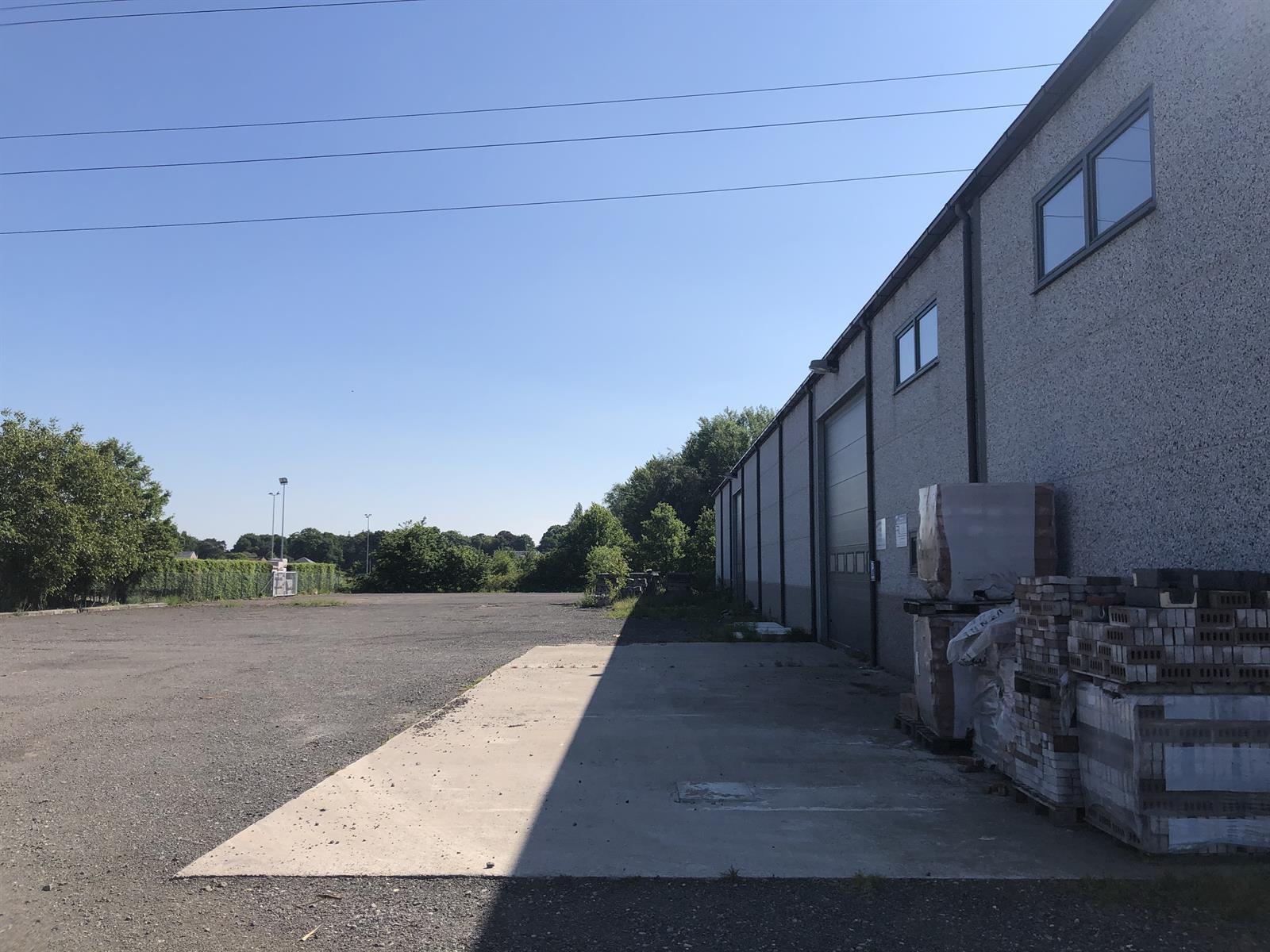 industrieel gebouw te huur Magazijn - Doornpark 38, 9120 Beveren, België 10