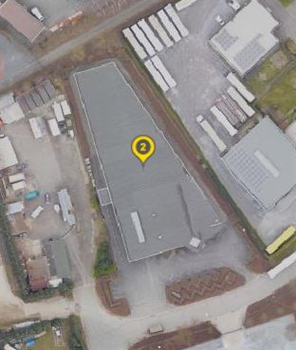 bedrijfsgebouw te huur Magazijn-Atelier te RANST Ter Stratenweg 30
