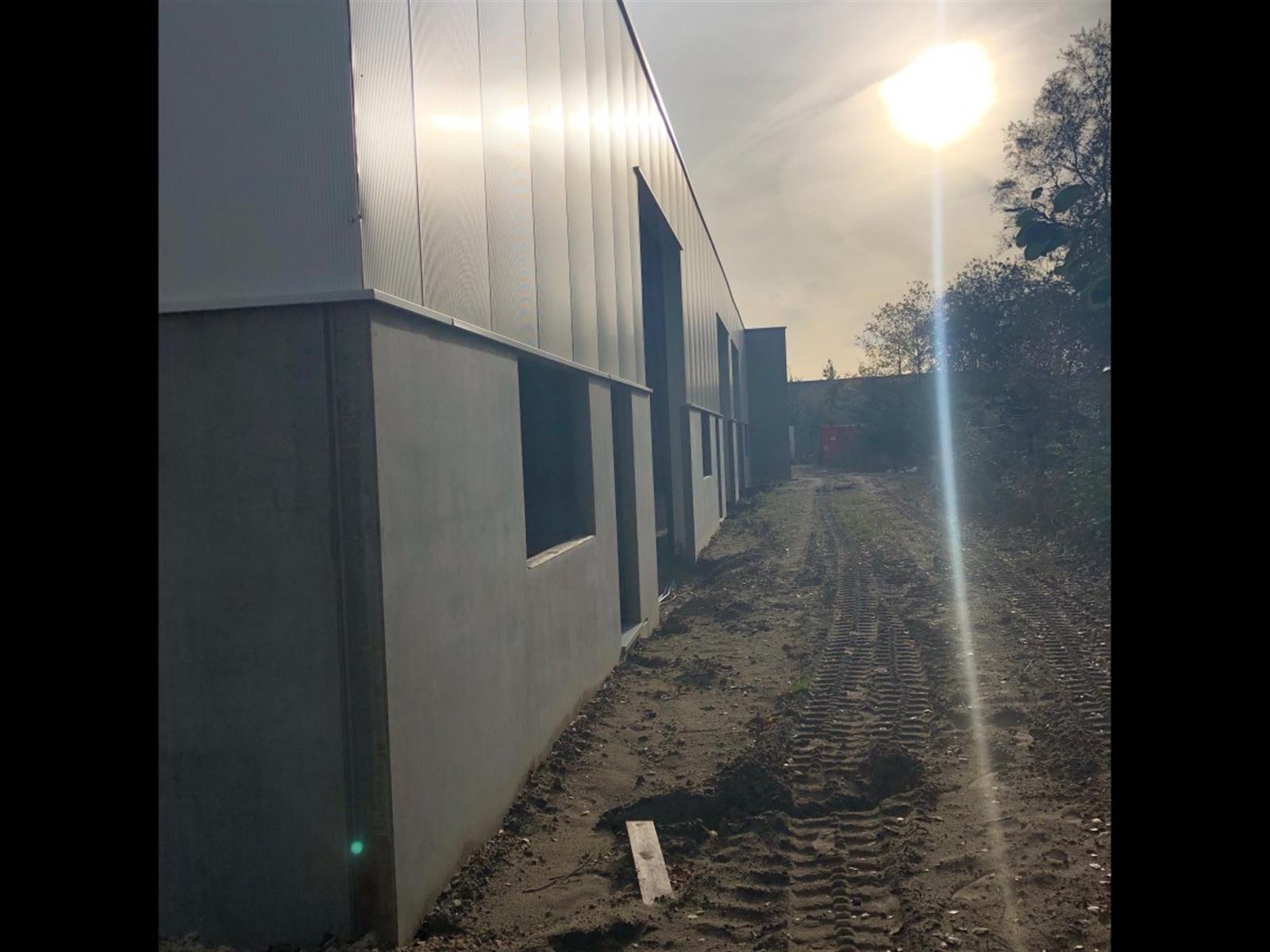 industrieel gebouw te koop I120 - Industriehal - Nieuwpoortlaan 15 A, 3600 Genk, België 7