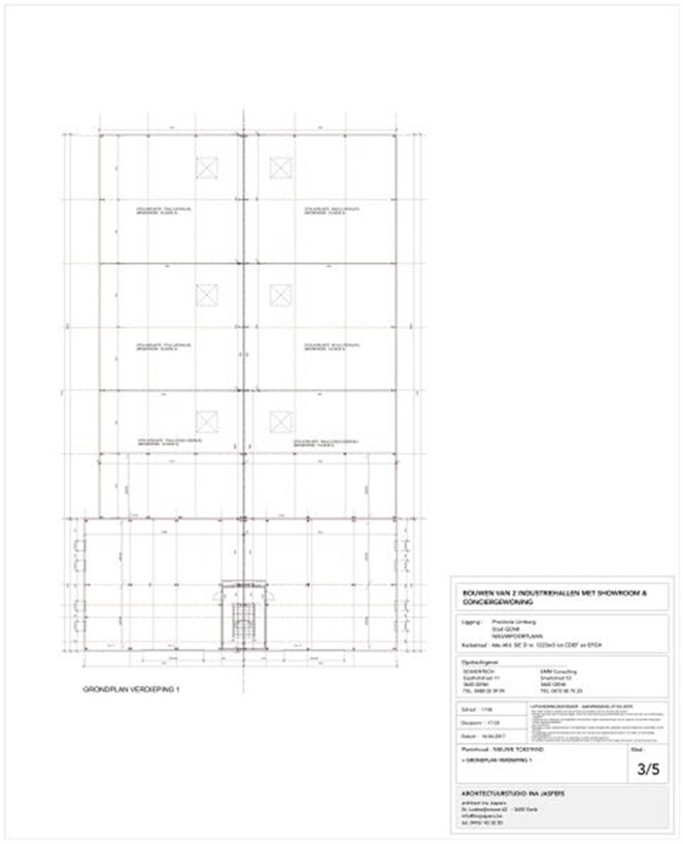 industrieel gebouw te koop I120 - Industriehal - Nieuwpoortlaan 15 A, 3600 Genk, België 11