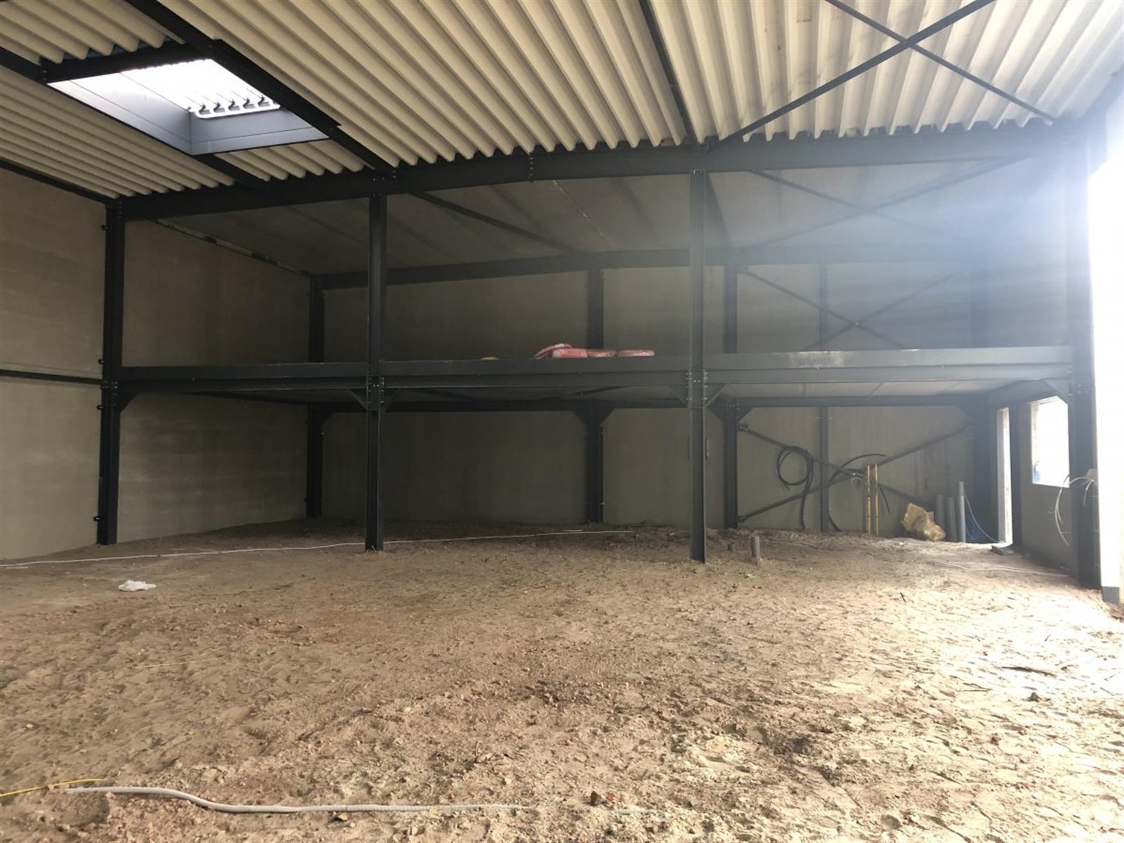 industrieel gebouw te koop I120 - Industriehal - Nieuwpoortlaan 15 A, 3600 Genk, België 4