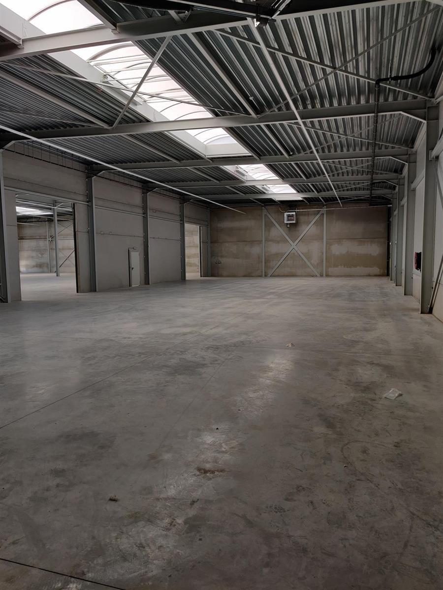 industrieel gebouw te huur A12/Halfstraat UNIT B Magazijn 600m2 Boomse Steenweg 62
