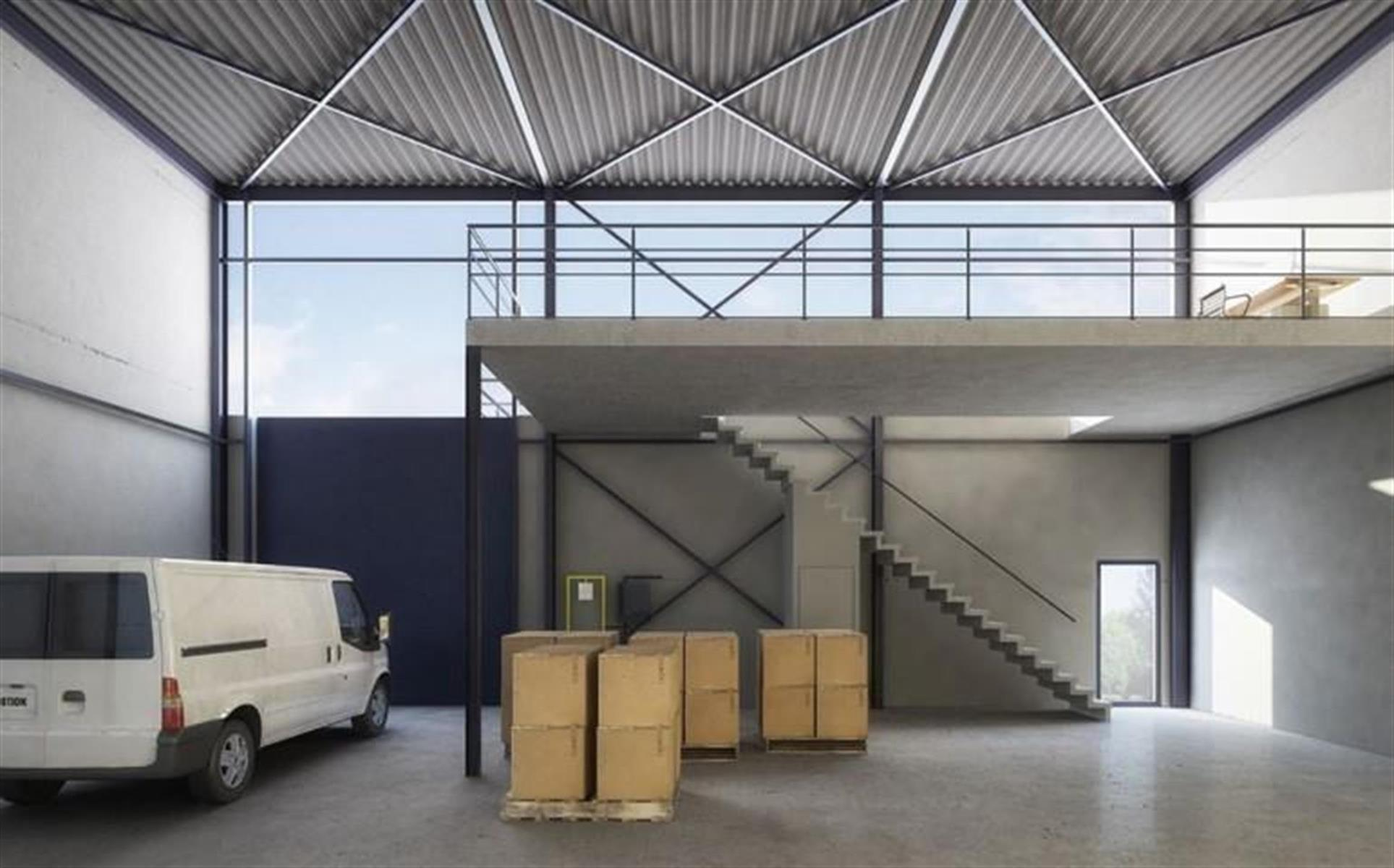KMO-unit te koop Rittweger Business Park UNIT19 - Rittwegerlaan 50, 1830 Machelen, België 3