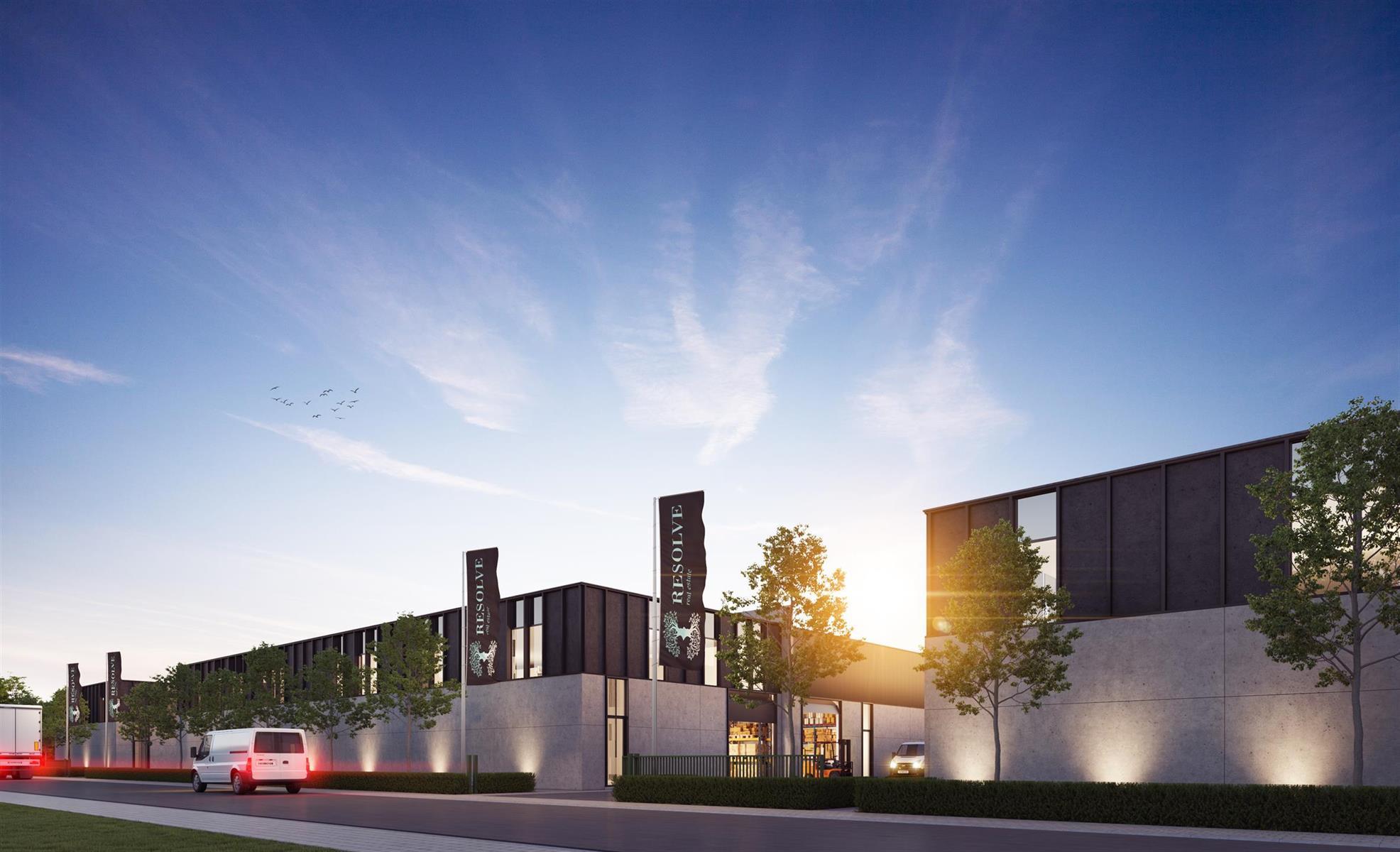 KMO-unit te koop Rittweger Business Park UNIT19 - Rittwegerlaan 50, 1830 Machelen, België 5