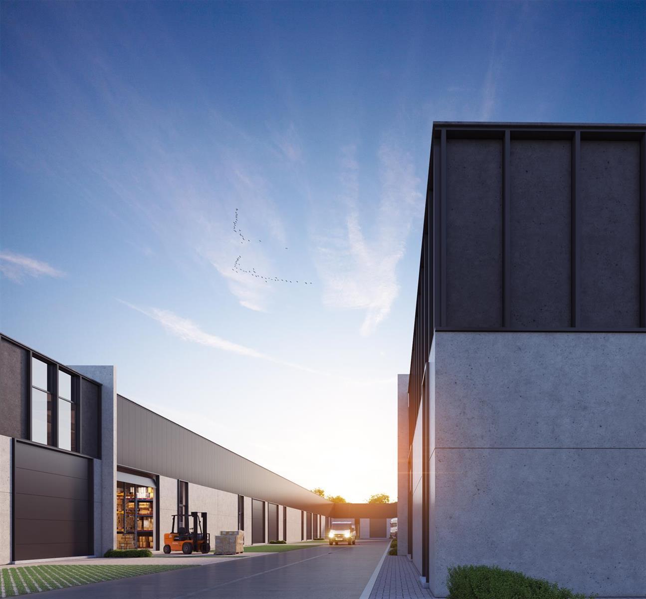 KMO-unit te koop Rittweger Business Park UNIT19 - Rittwegerlaan 50, 1830 Machelen, België 2
