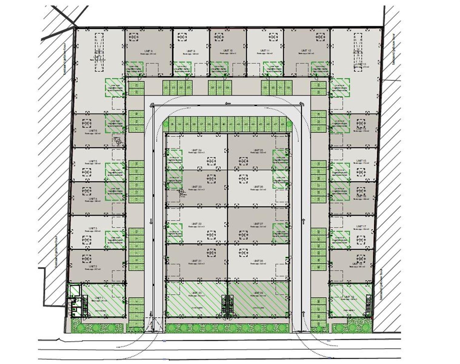KMO-unit te koop Rittweger Business Park UNIT19 - Rittwegerlaan 50, 1830 Machelen, België 6