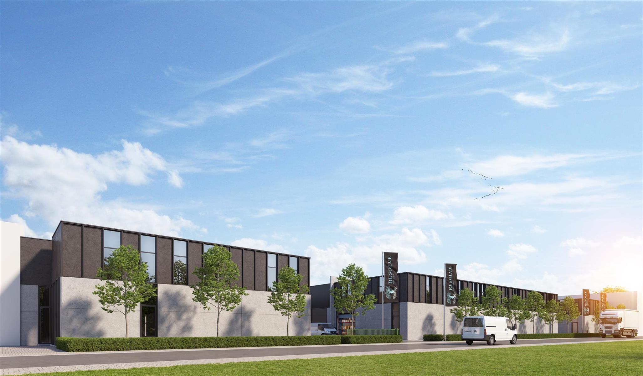 KMO-unit te koop Rittweger Business Park UNIT19 - Rittwegerlaan 50, 1830 Machelen, België 8