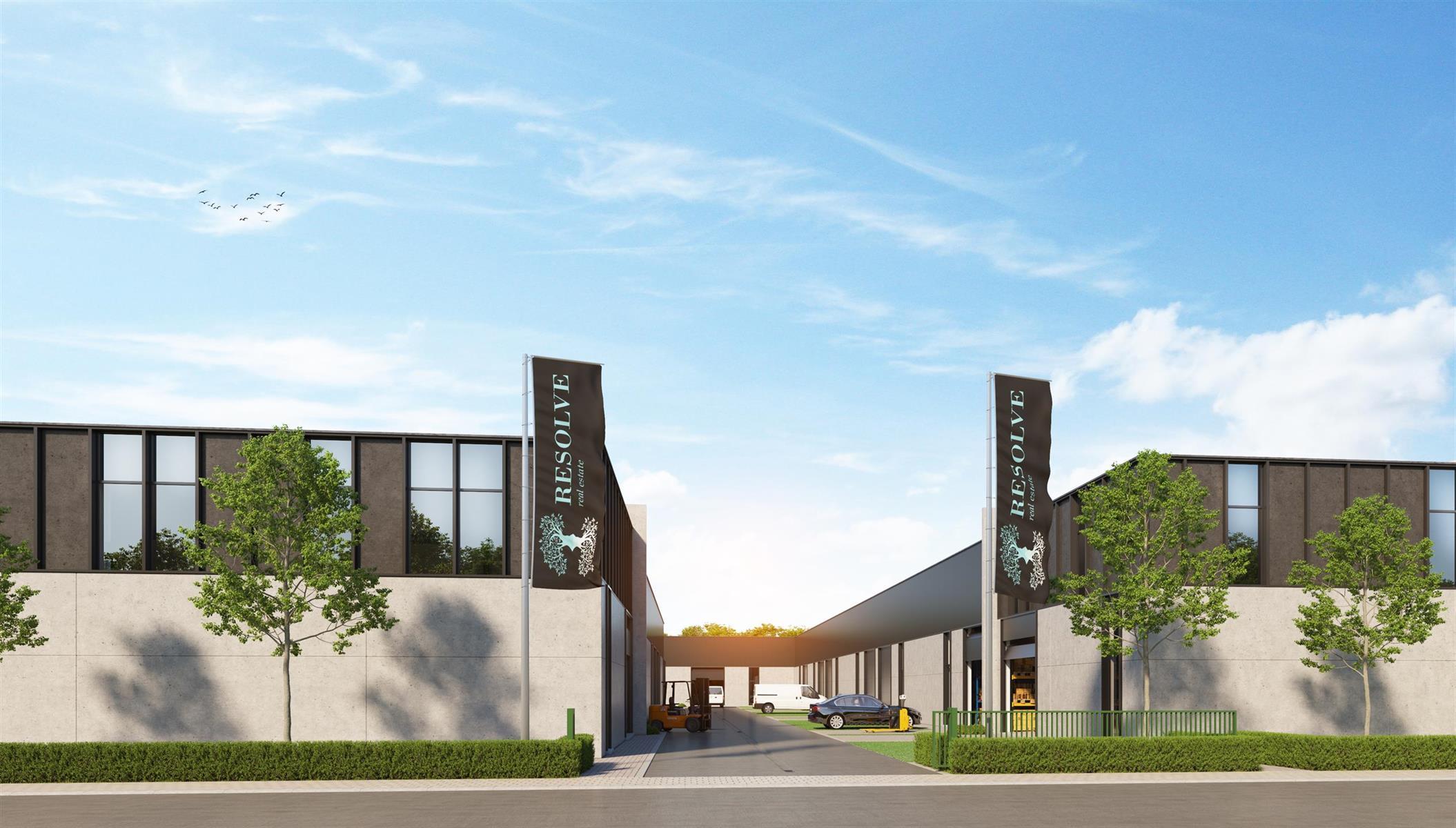 KMO-unit te koop Rittweger Business Park UNIT19 - Rittwegerlaan 50, 1830 Machelen, België 7