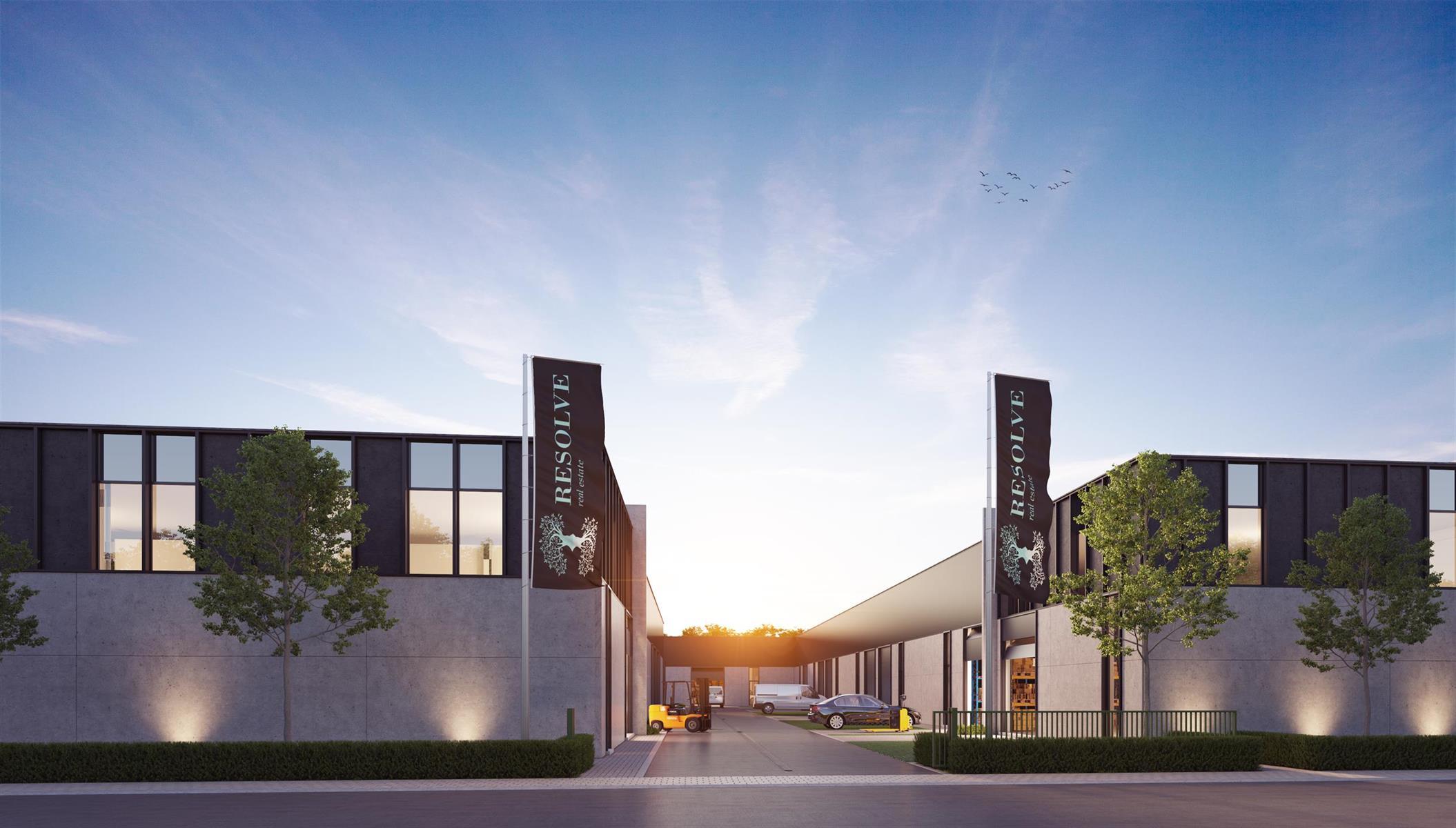 KMO-unit te koop Rittweger Business Park UNIT19 - Rittwegerlaan 50, 1830 Machelen, België 4