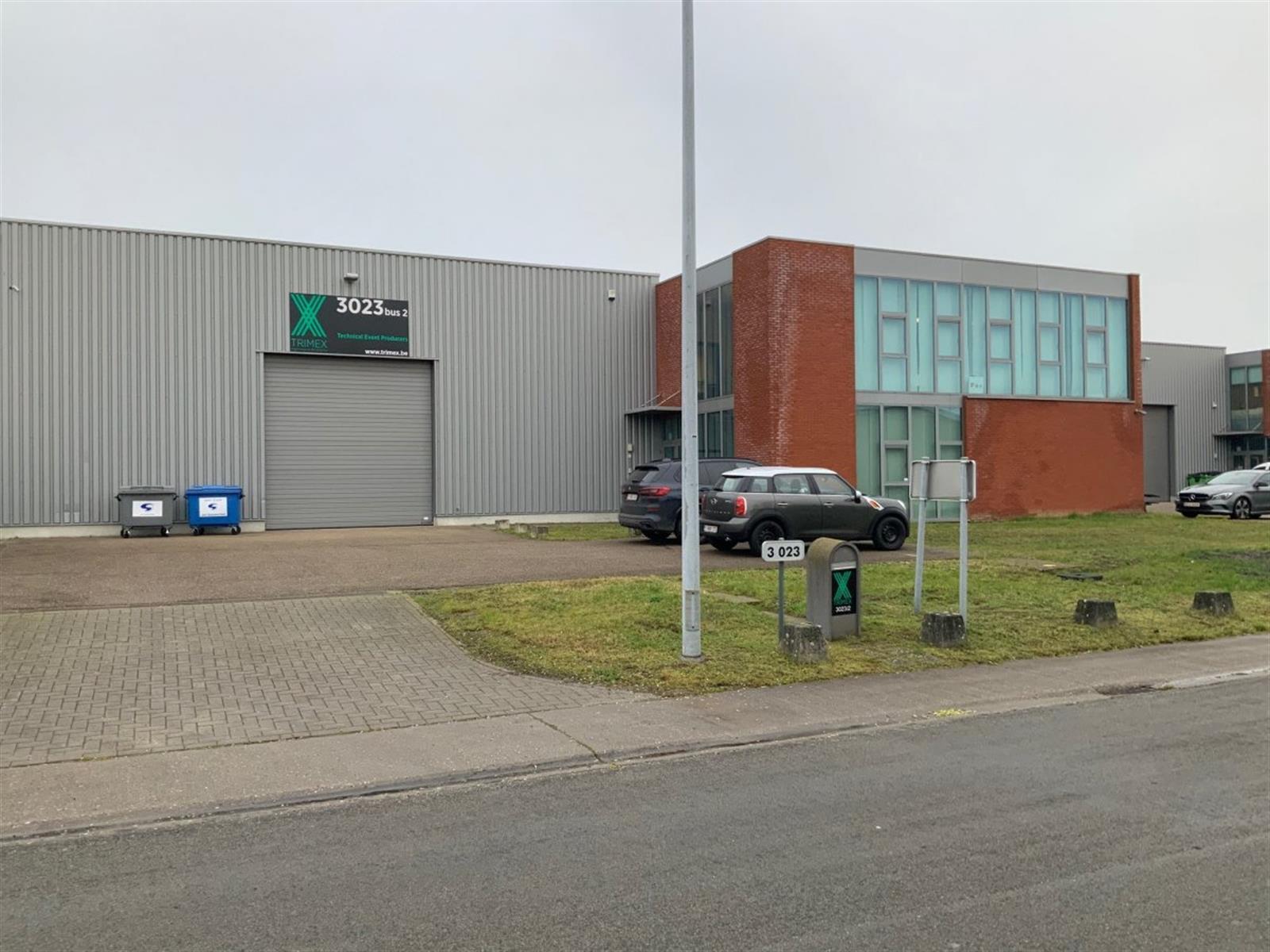bedrijfsgebouw te koop I122 - Bedrijfsgebouw - Centrum-Zuid 3023 2, 3530 Houthalen-Helchteren, België 2