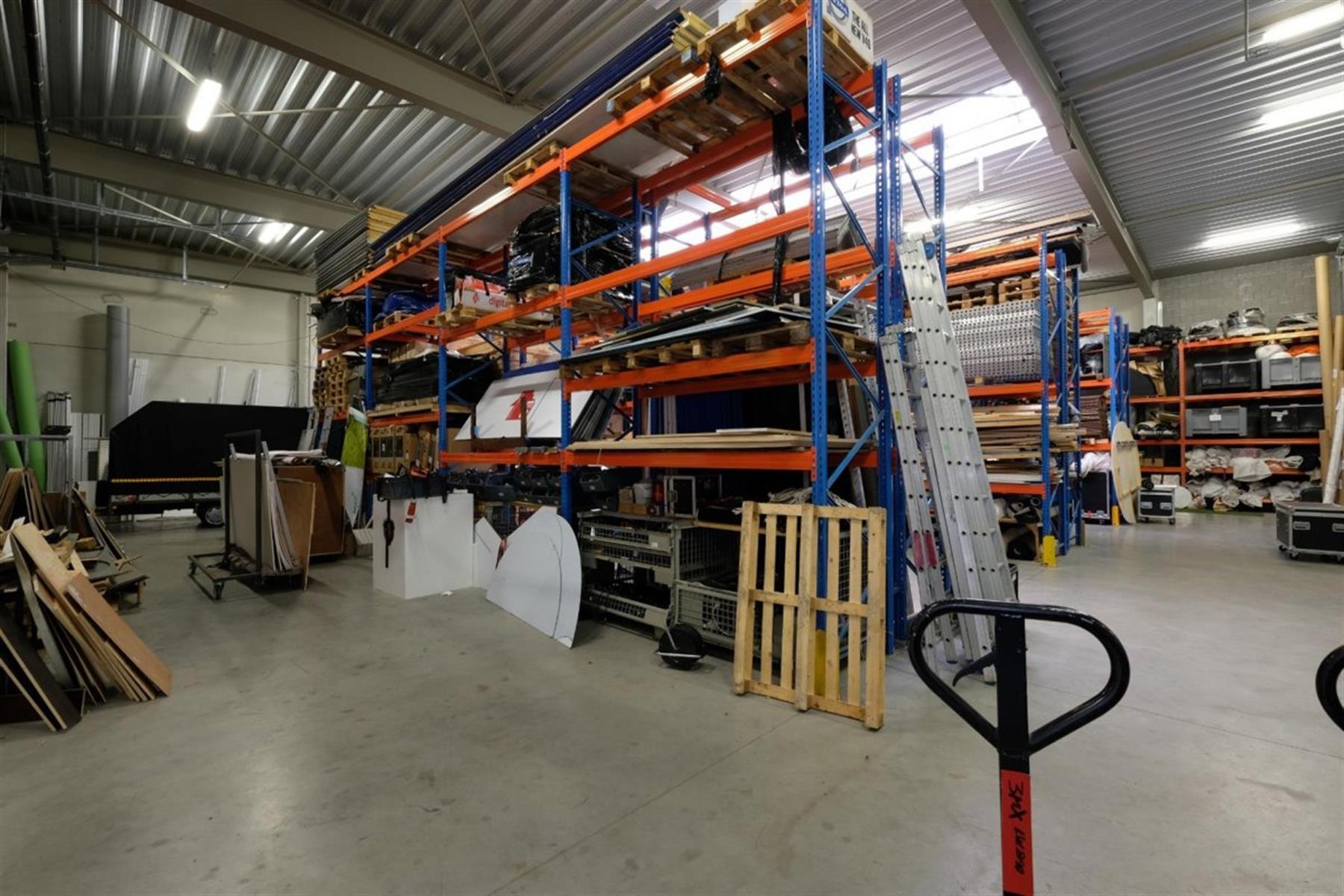 bedrijfsgebouw te koop I122 - Bedrijfsgebouw - Centrum-Zuid 3023 2, 3530 Houthalen-Helchteren, België 10