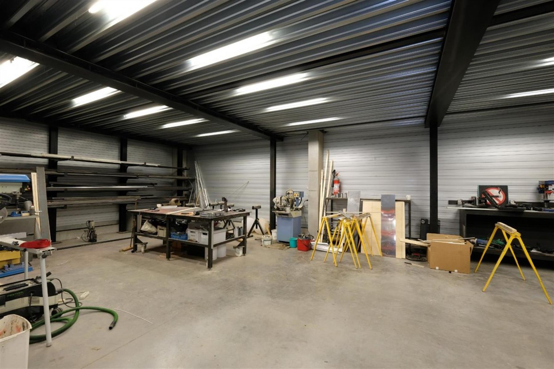bedrijfsgebouw te koop I122 - Bedrijfsgebouw - Centrum-Zuid 3023 2, 3530 Houthalen-Helchteren, België 9