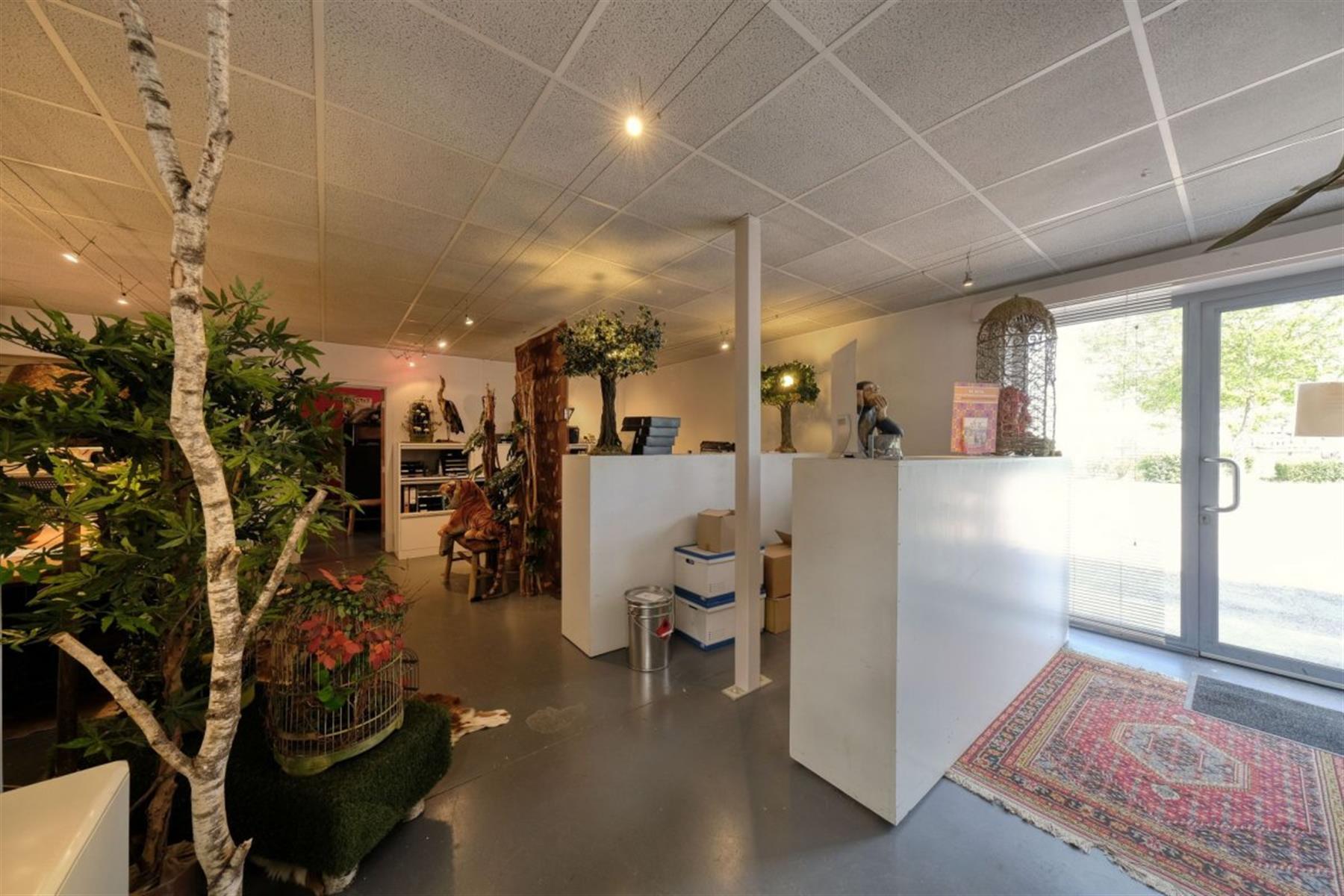 kantoren & magazijn te koop I123 - Magazijn met kantoorruimte - Centrum-Zuid 3203, 3530 Houthalen-Helchteren, België 4