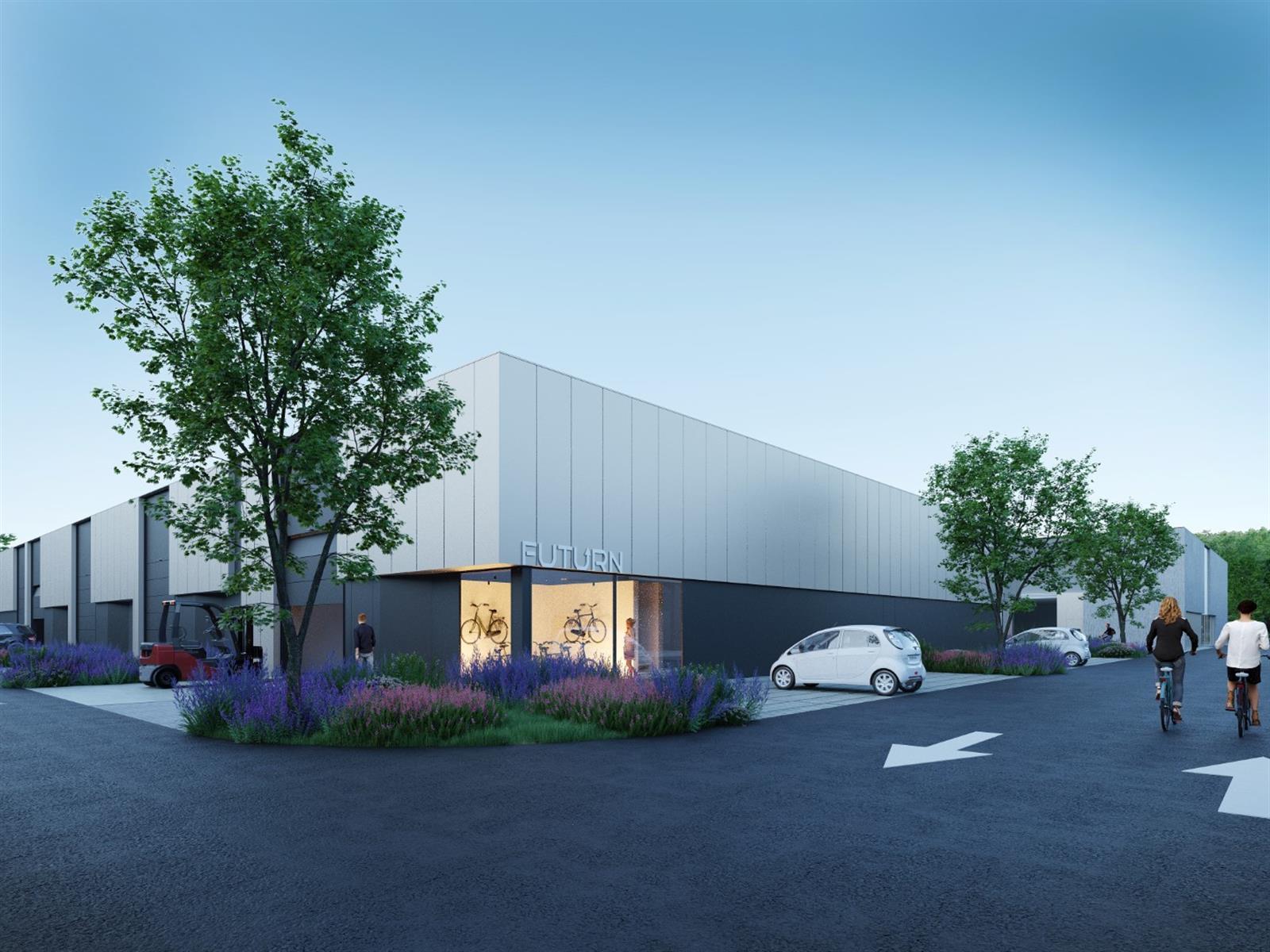 KMO-unit te koop Heros Businesspark KMO Unit 3 - Herkenrodesingel 10, 3500 Hasselt, België 3