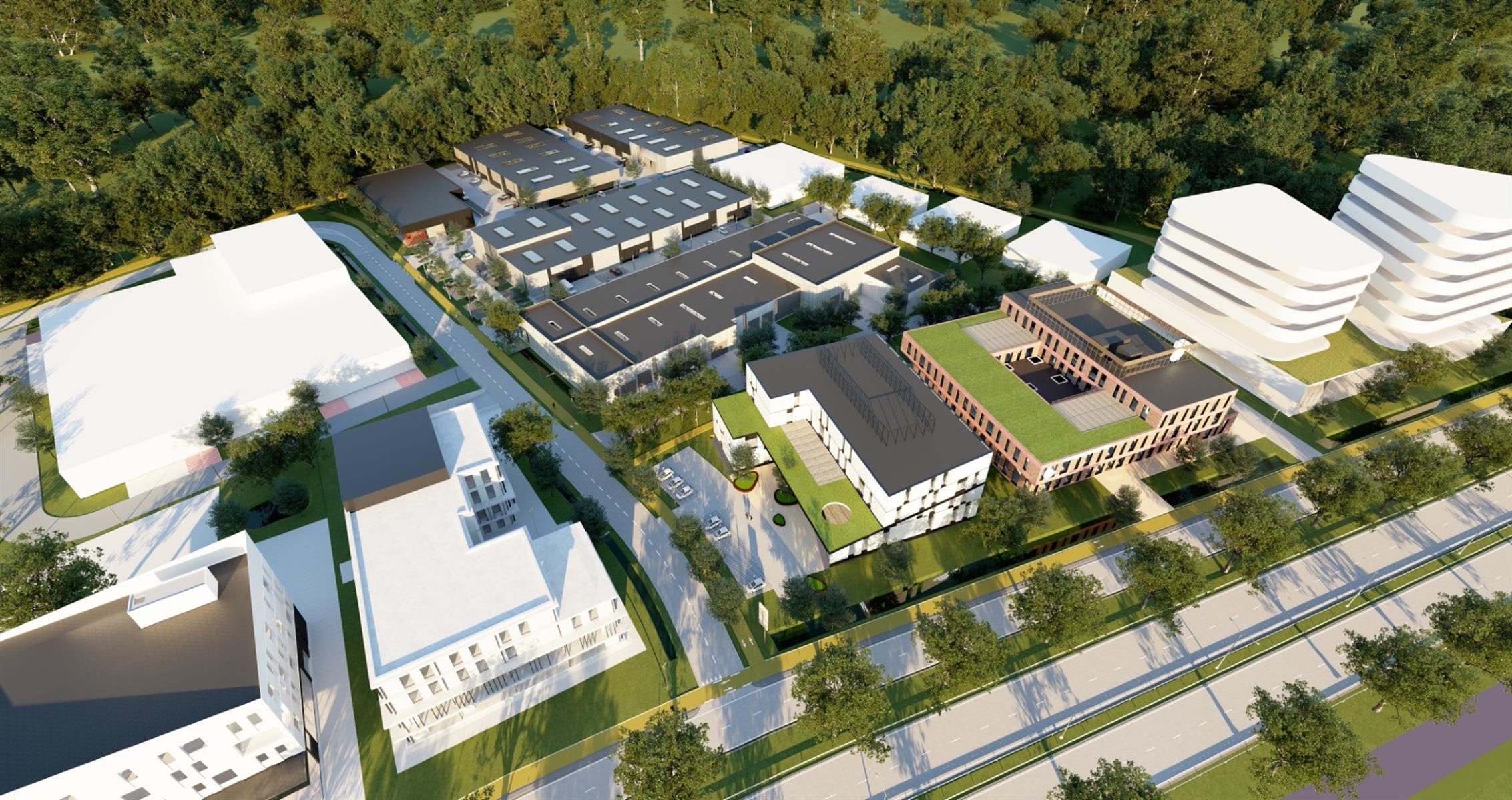 KMO-unit te koop Heros Businesspark KMO Unit 3 - Herkenrodesingel 10, 3500 Hasselt, België 9