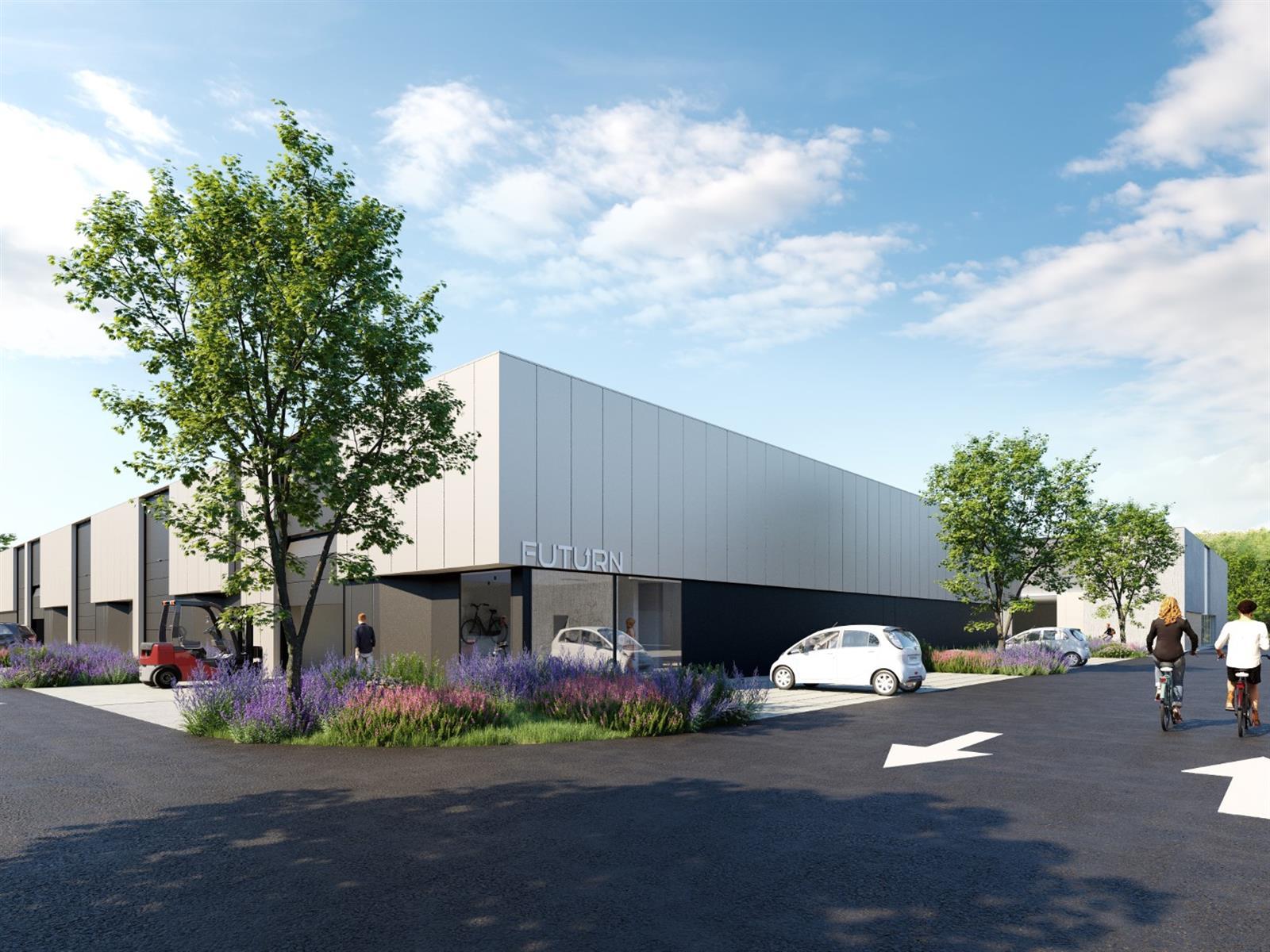 KMO-unit te koop Heros Businesspark KMO Unit 3 - Herkenrodesingel 10, 3500 Hasselt, België 4