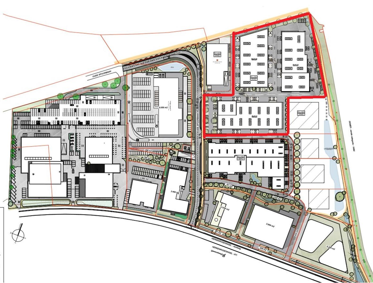 KMO-unit te koop Heros Businesspark KMO Unit 4 - Herkenrodesingel 10, 3500 Hasselt, België 2