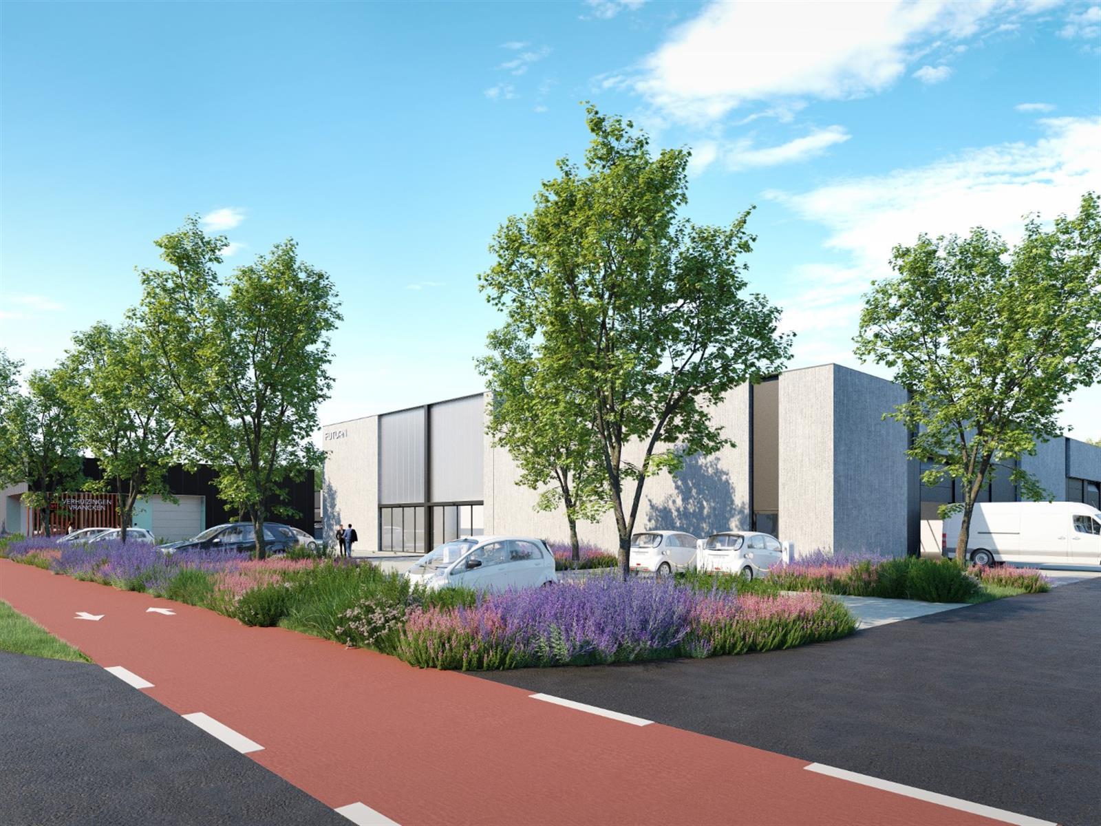 KMO-unit te koop Heros Businesspark KMO Unit 6 - Herkenrodesingel 10, 3500 Hasselt, België 6