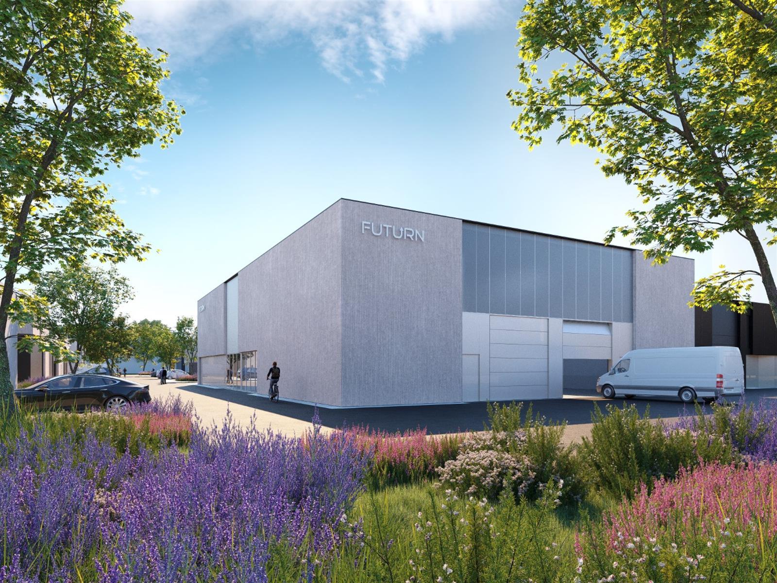KMO-unit te koop Heros Businesspark KMO Unit 7 - Herkenrodesingel 10, 3500 Hasselt, België 10