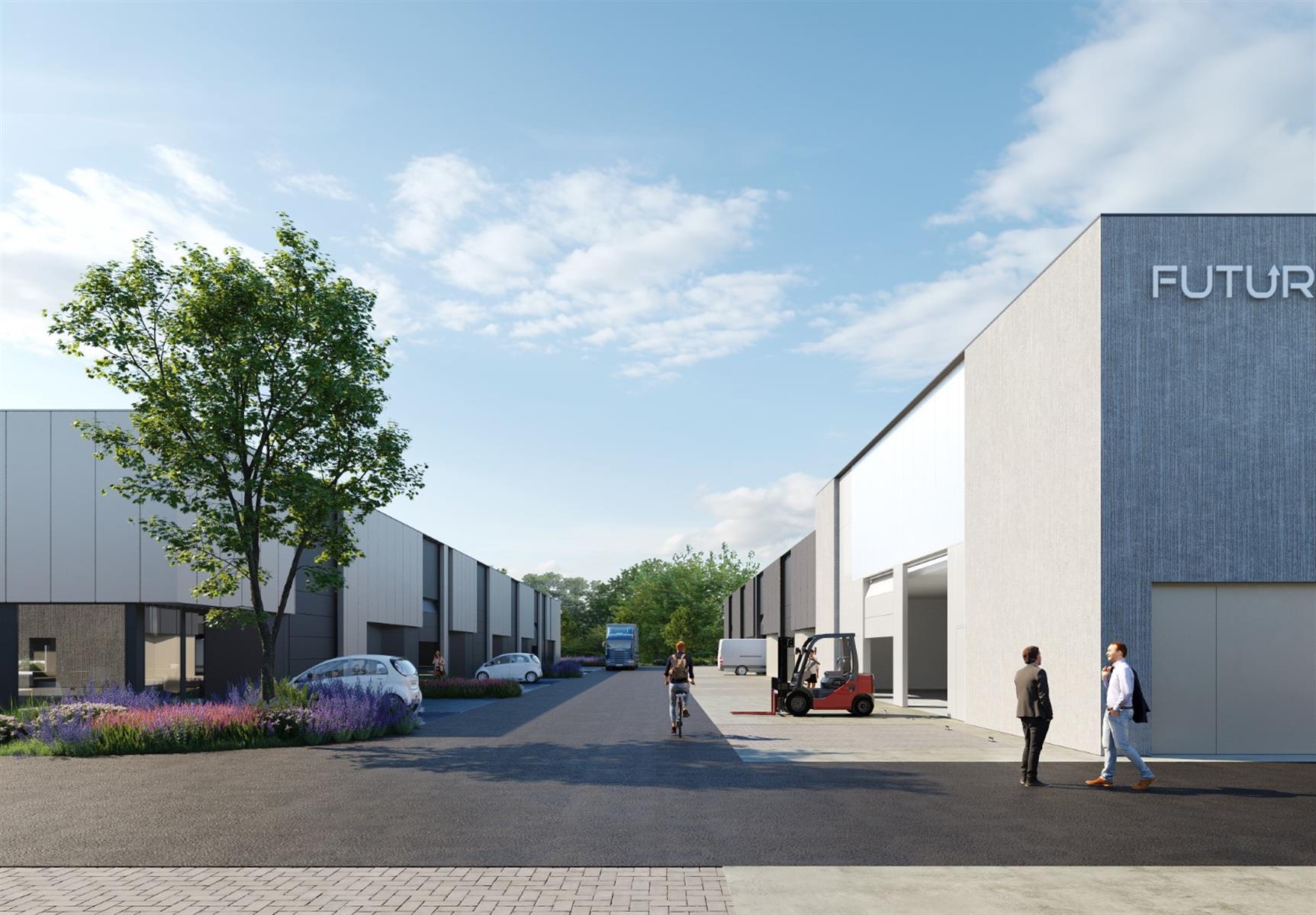 KMO-unit te koop Heros Businesspark KMO Unit 8 - Herkenrodesingel 10, 3500 Hasselt, België 7