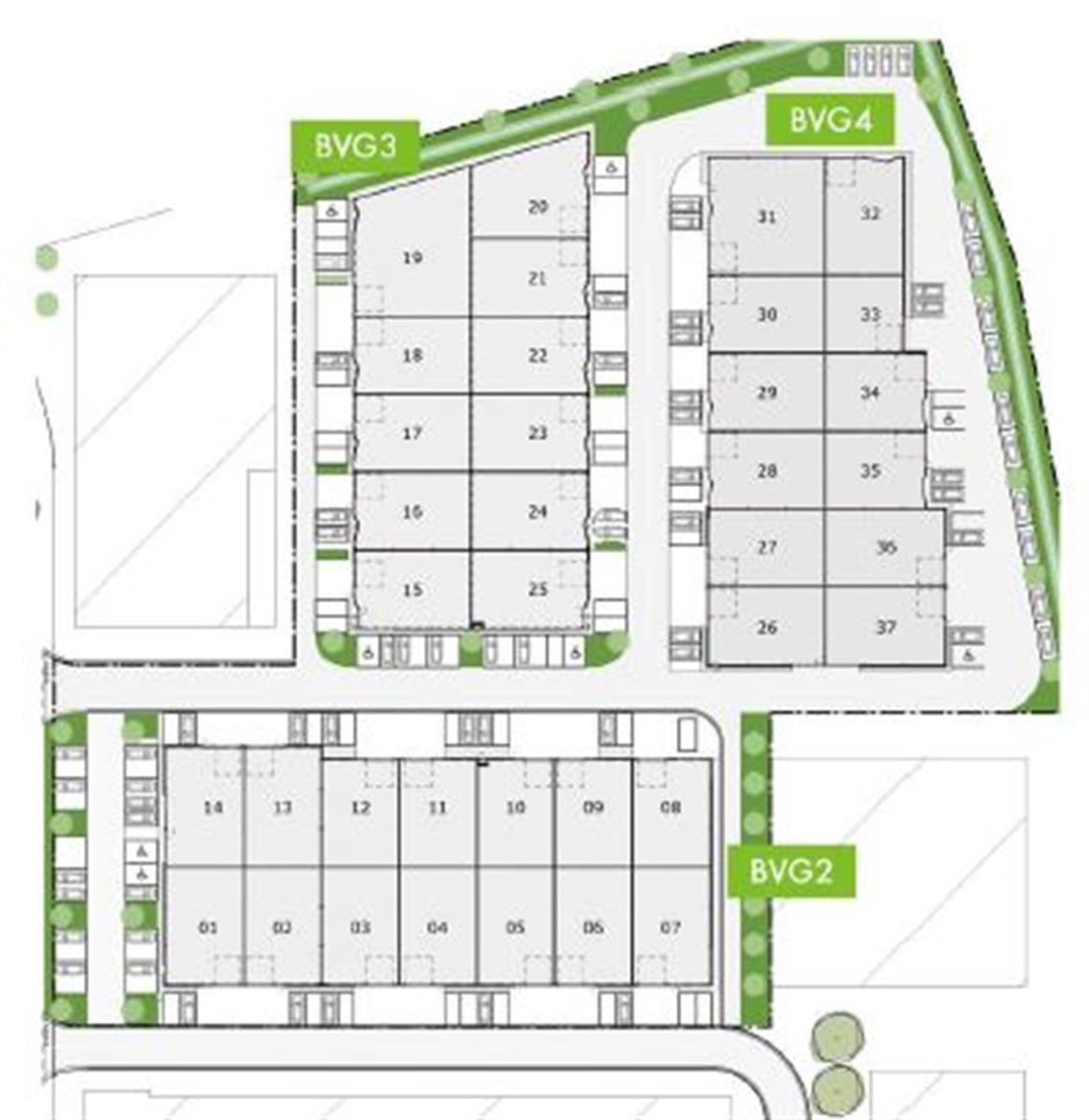 KMO-unit te koop Heros Businesspark KMO Unit 9 - Herkenrodesingel 10, 3500 Hasselt, België 11
