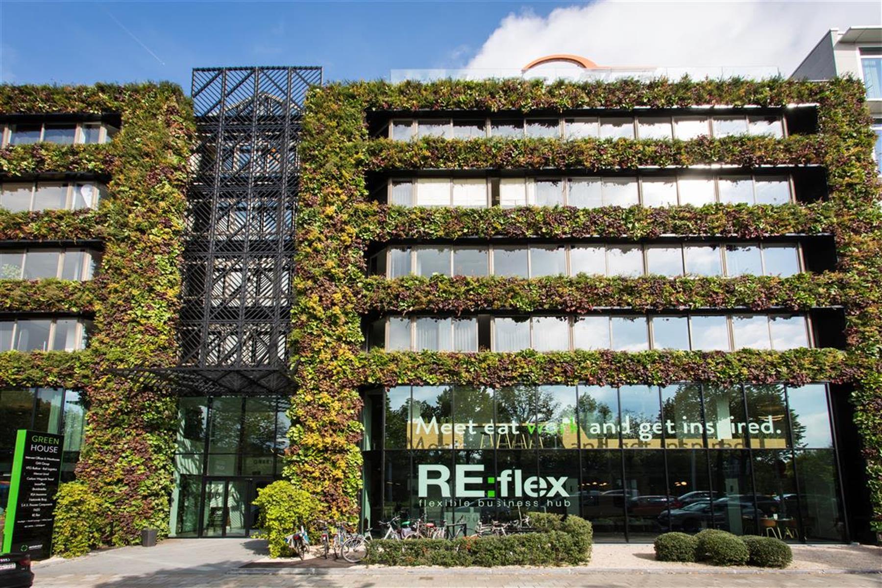 kantoor te huur I125 - Kantoor - Uitbreidingstraat 66, 2600 Antwerpen, België 5