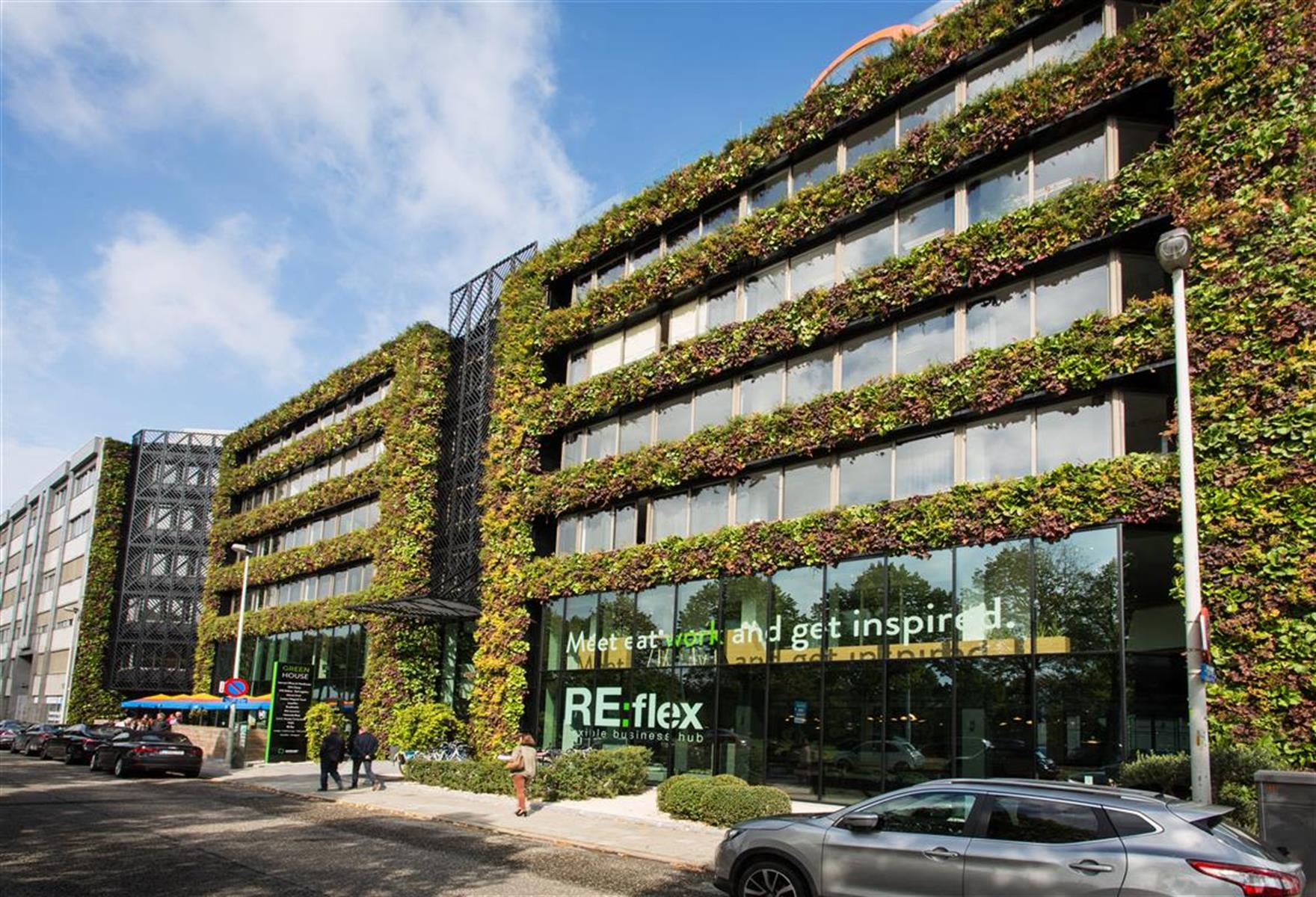 kantoor te huur Serviced Office 5.6 - Uitbreidingstraat 66, 2600 Antwerpen, België 1