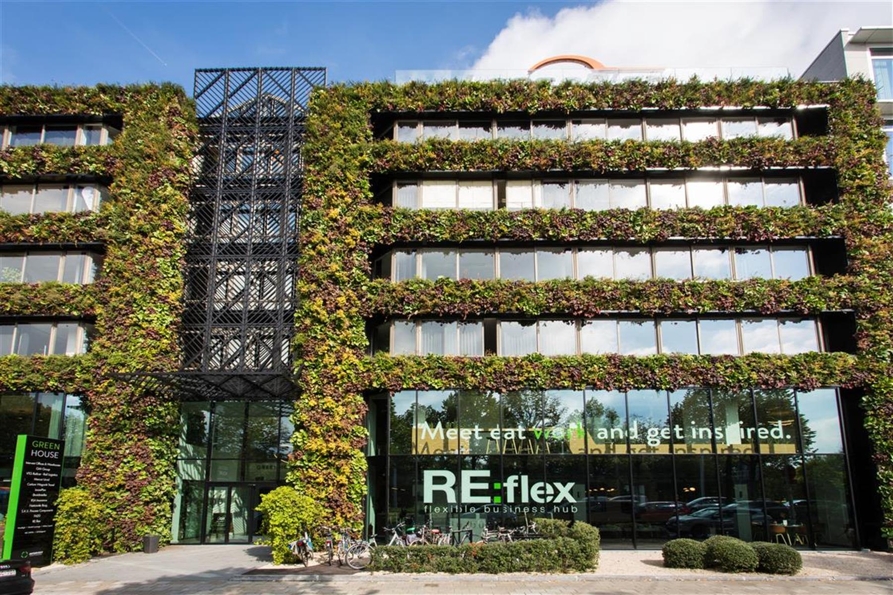 kantoor te huur Serviced Office 5.6 - Uitbreidingstraat 66, 2600 Antwerpen, België 5