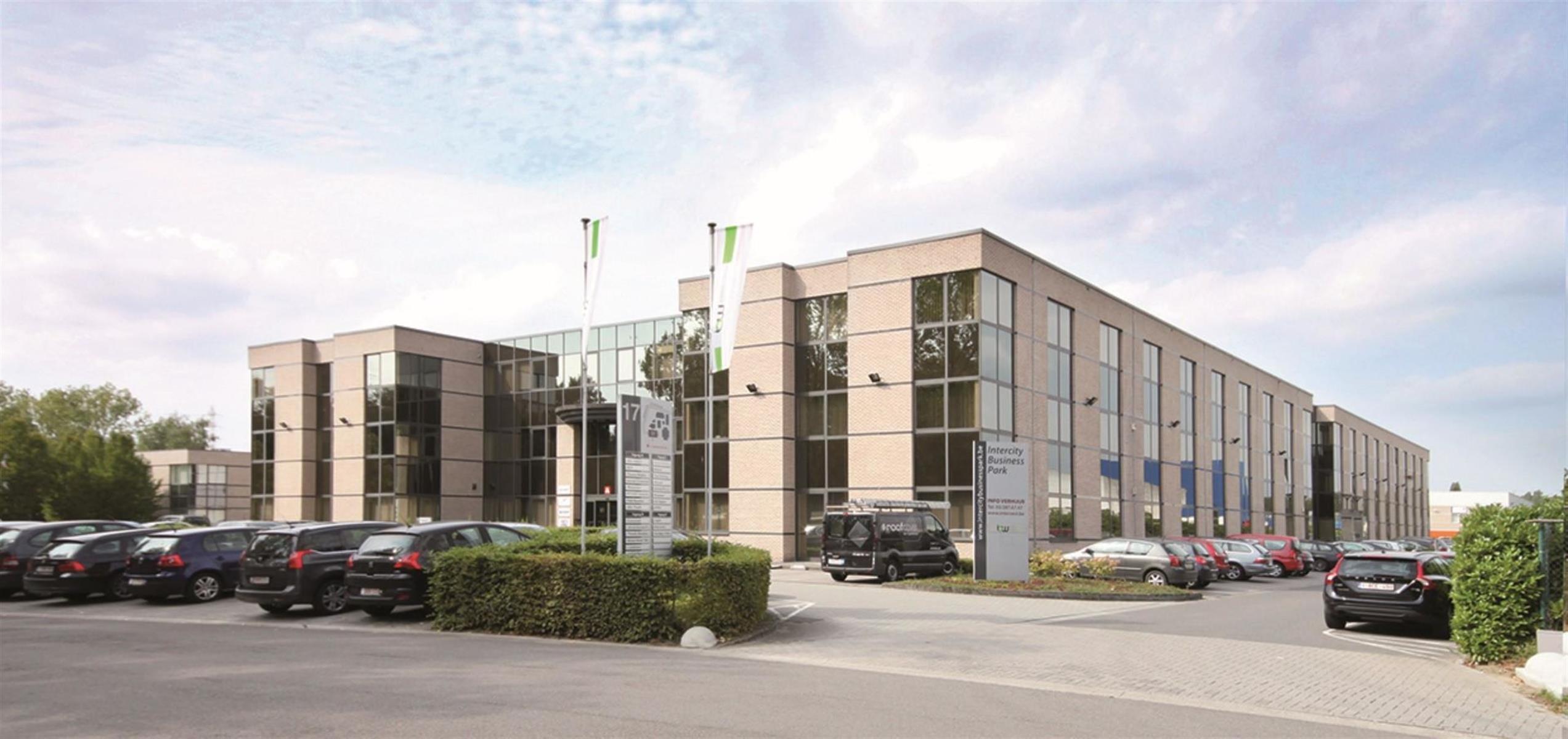 kantoor te huur I126 - 17A - unit 1/L | ingericht - Generaal de Wittelaan 17, 2800 Mechelen, België 1