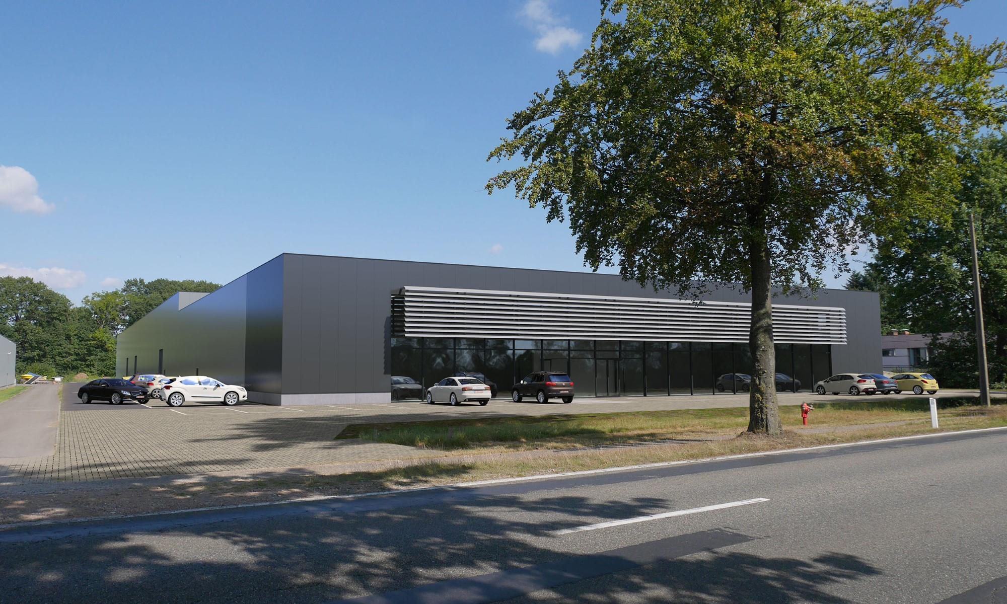 opslagplaats te huur Unit 3C - Geelseweg 7, 2200 Herentals, België 1
