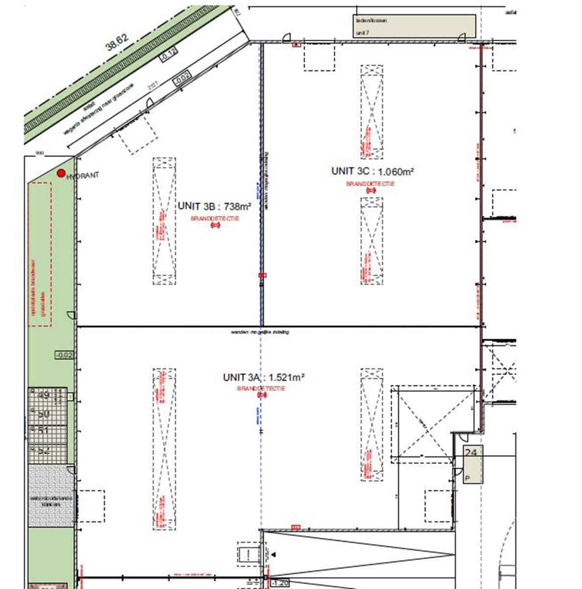 opslagplaats te huur Unit 3C - Geelseweg 7, 2200 Herentals, België 8