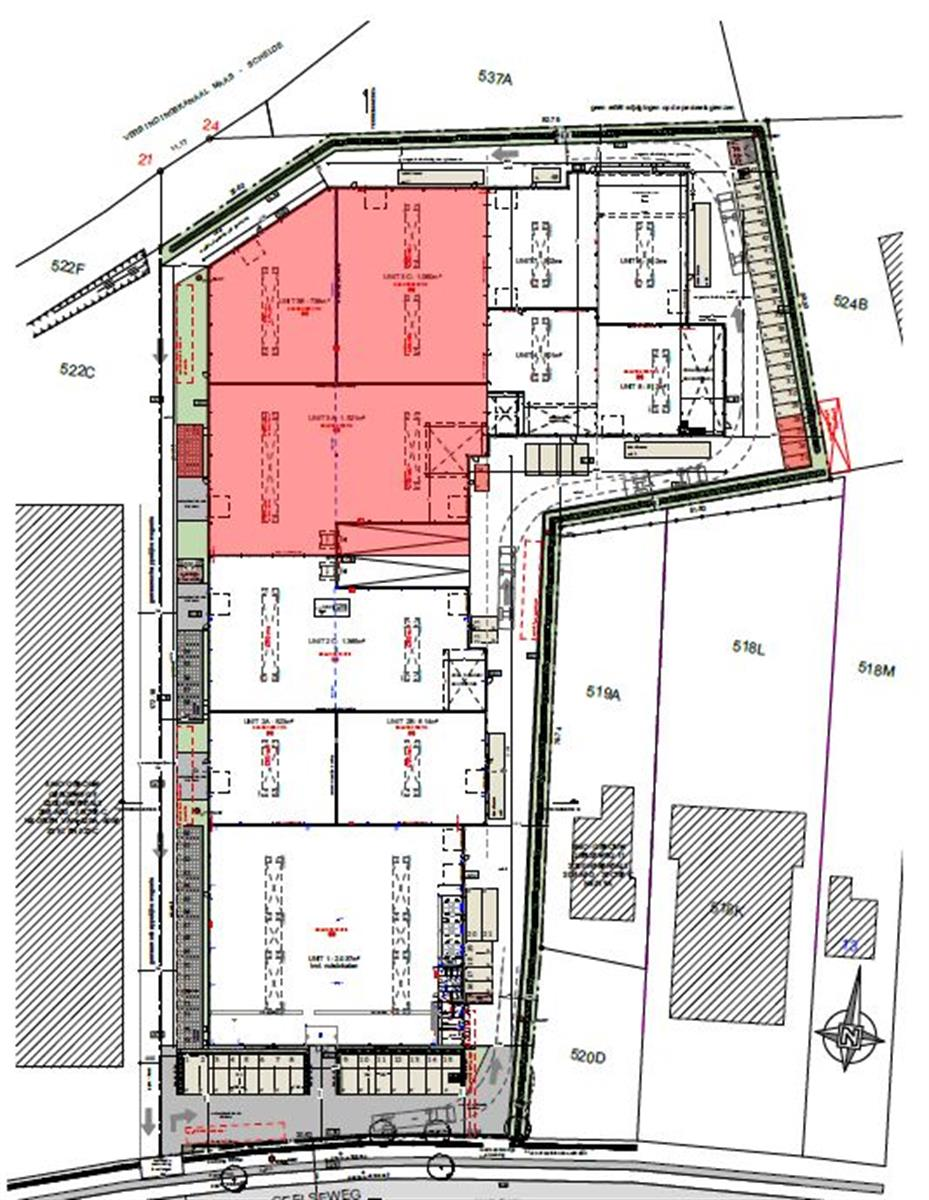 opslagplaats te huur Unit 3C - Geelseweg 7, 2200 Herentals, België 7