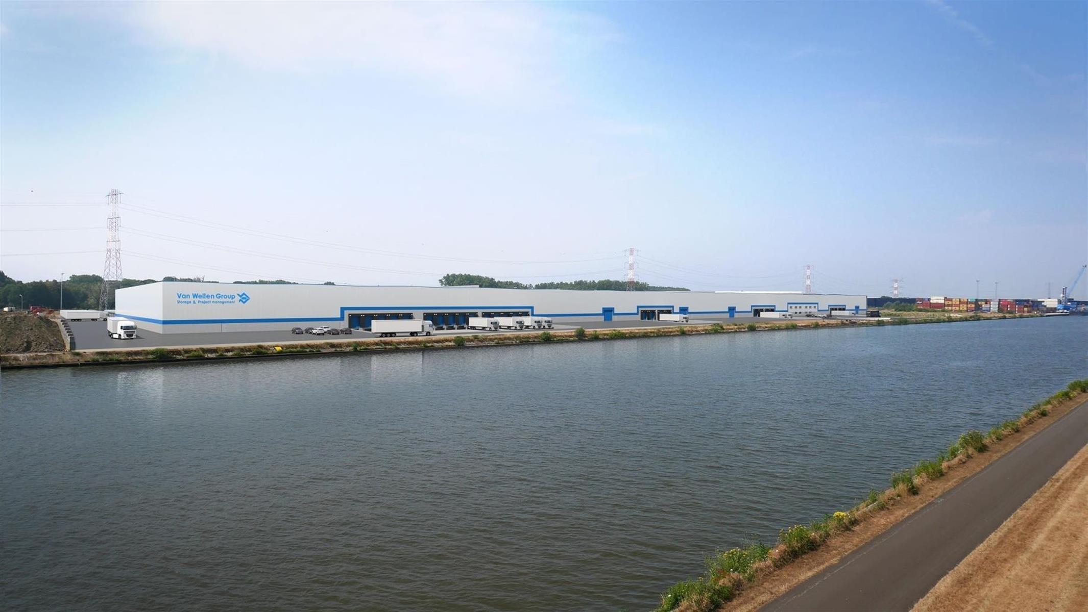 opslagplaats te huur UNIT 8B - Industrieweg 34, 2280 Grobbendonk, België 1