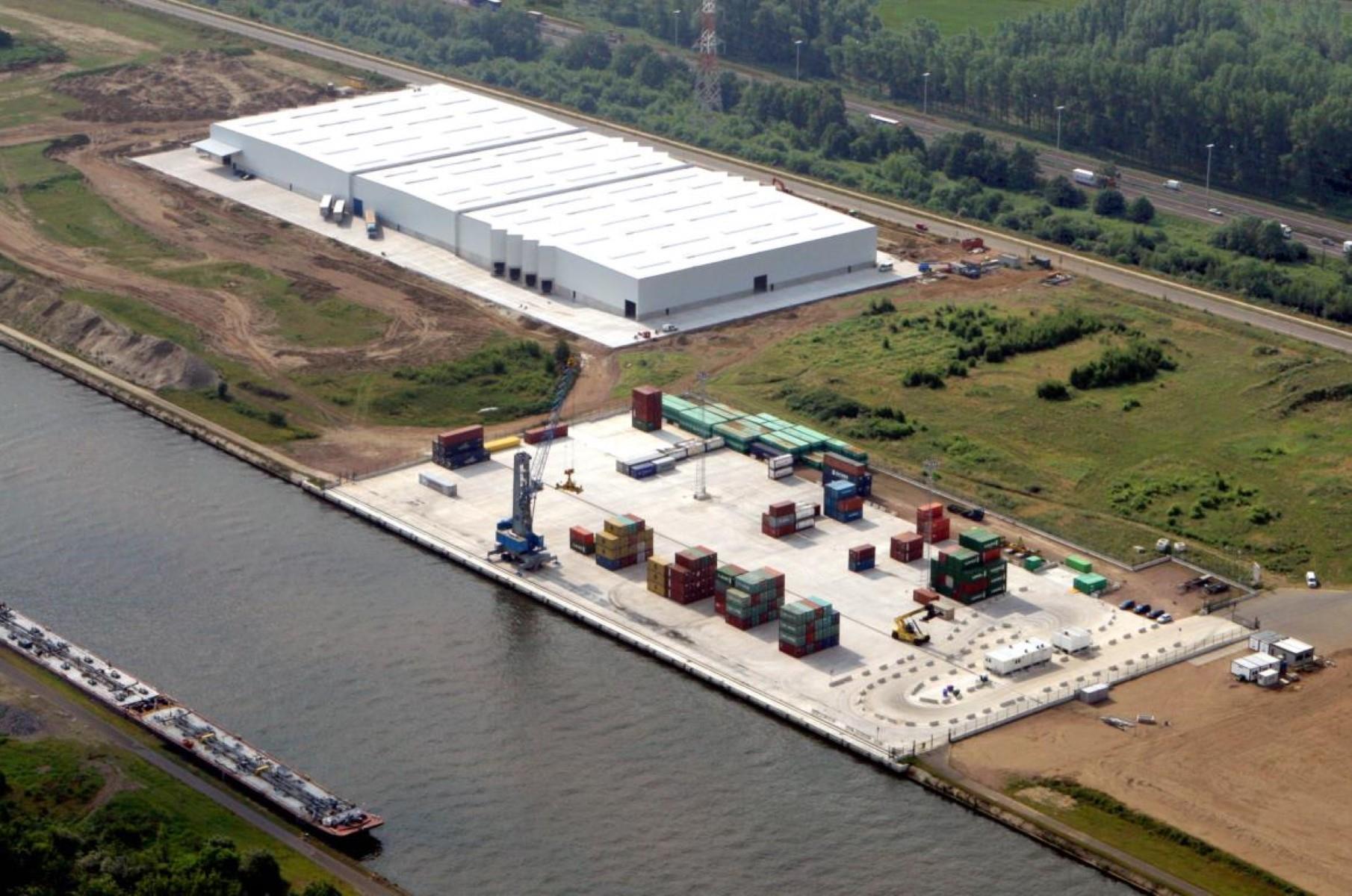 opslagplaats te huur UNIT 8B - Industrieweg 34, 2280 Grobbendonk, België 4