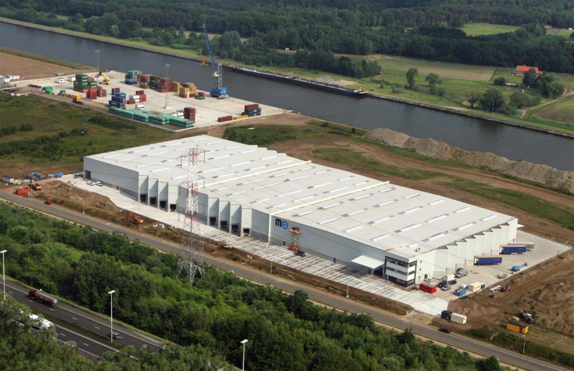 opslagplaats te huur UNIT 8B - Industrieweg 34, 2280 Grobbendonk, België 7