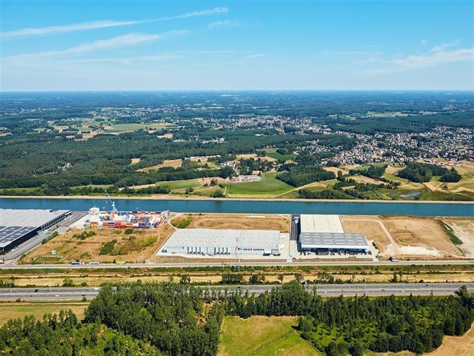 opslagplaats te huur UNIT 8B - Industrieweg 34, 2280 Grobbendonk, België 2