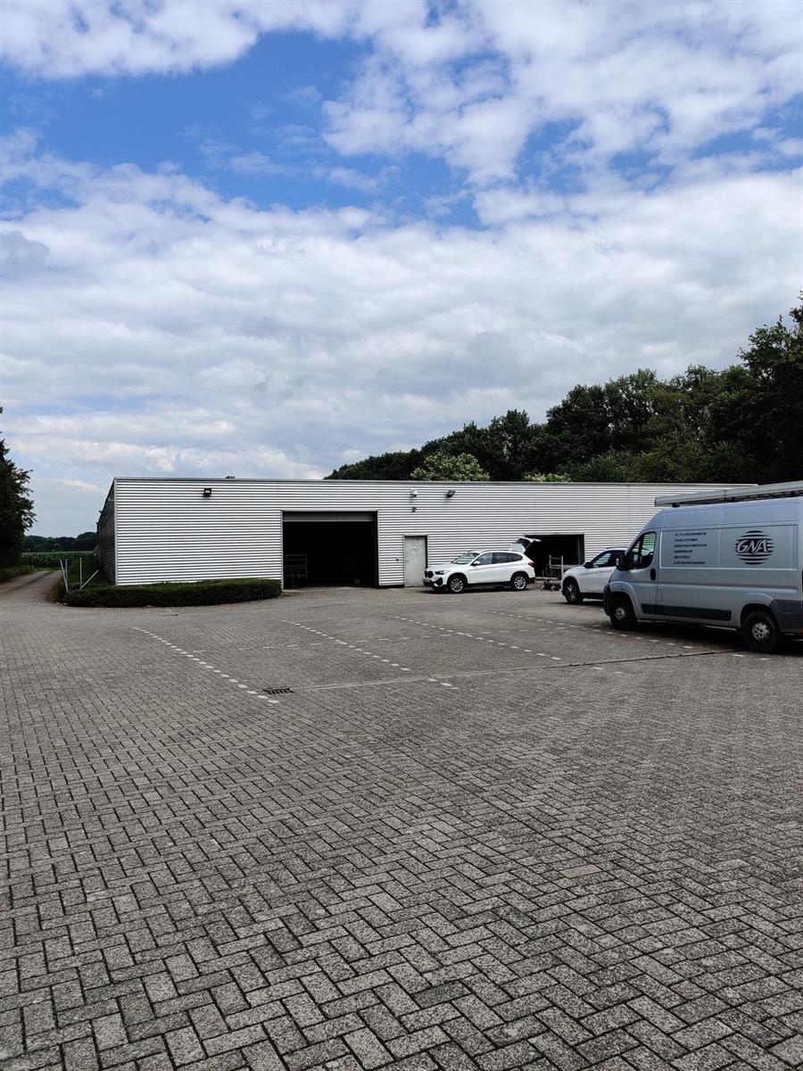 gebouw voor gemengd gebruik te koop I153 MAGAZIJN/ATELIER/KANTOOR - Dikberd 40, 2200 Herentals, België 4