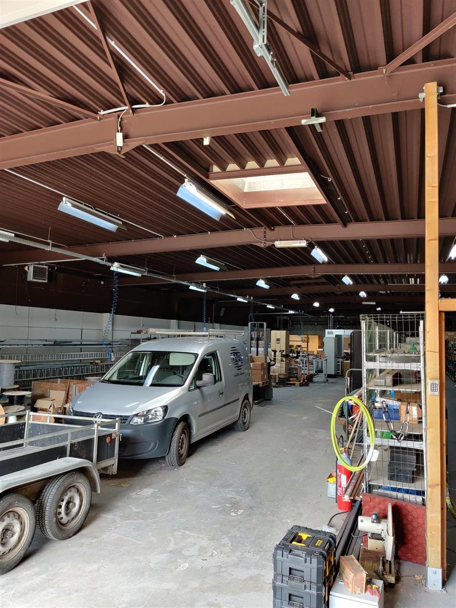 gebouw voor gemengd gebruik te koop I153 MAGAZIJN/ATELIER/KANTOOR - Dikberd 40, 2200 Herentals, België 9