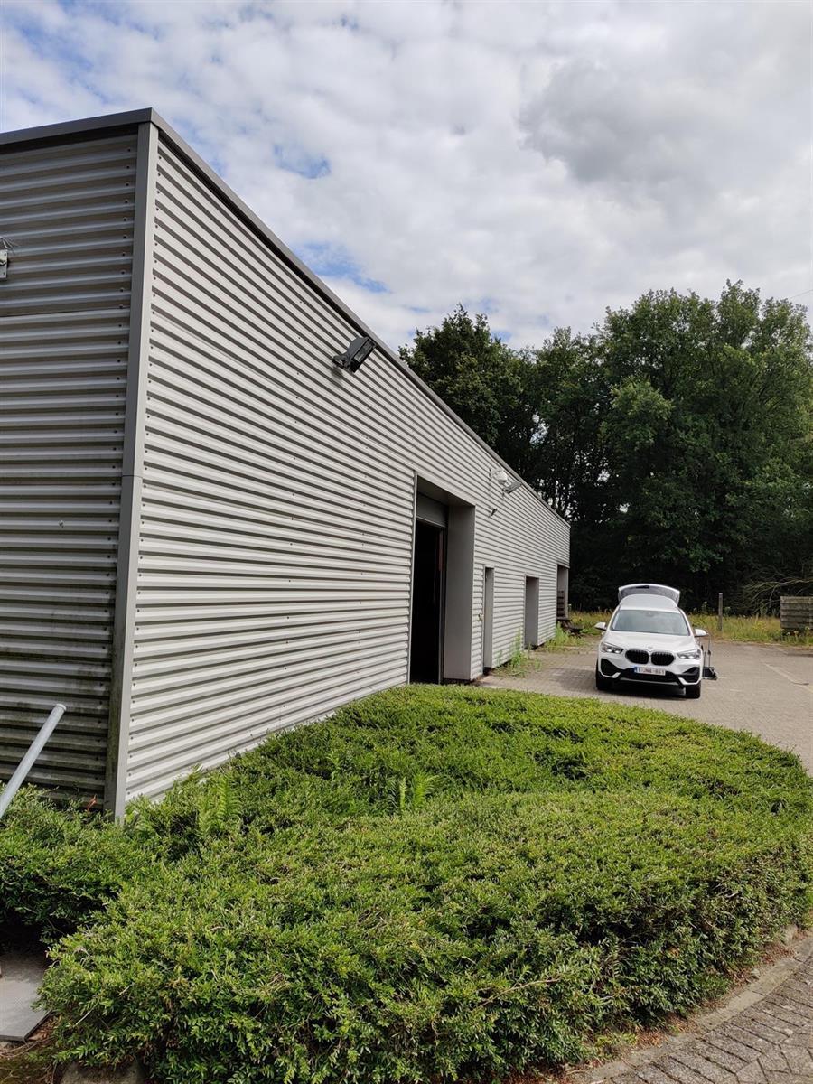 gebouw voor gemengd gebruik te koop I153 MAGAZIJN/ATELIER/KANTOOR - Dikberd 40, 2200 Herentals, België 6