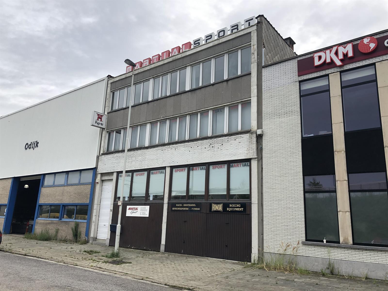 kantoor te huur K002 - Noorderlaan 74, 2000 Antwerpen, België 6