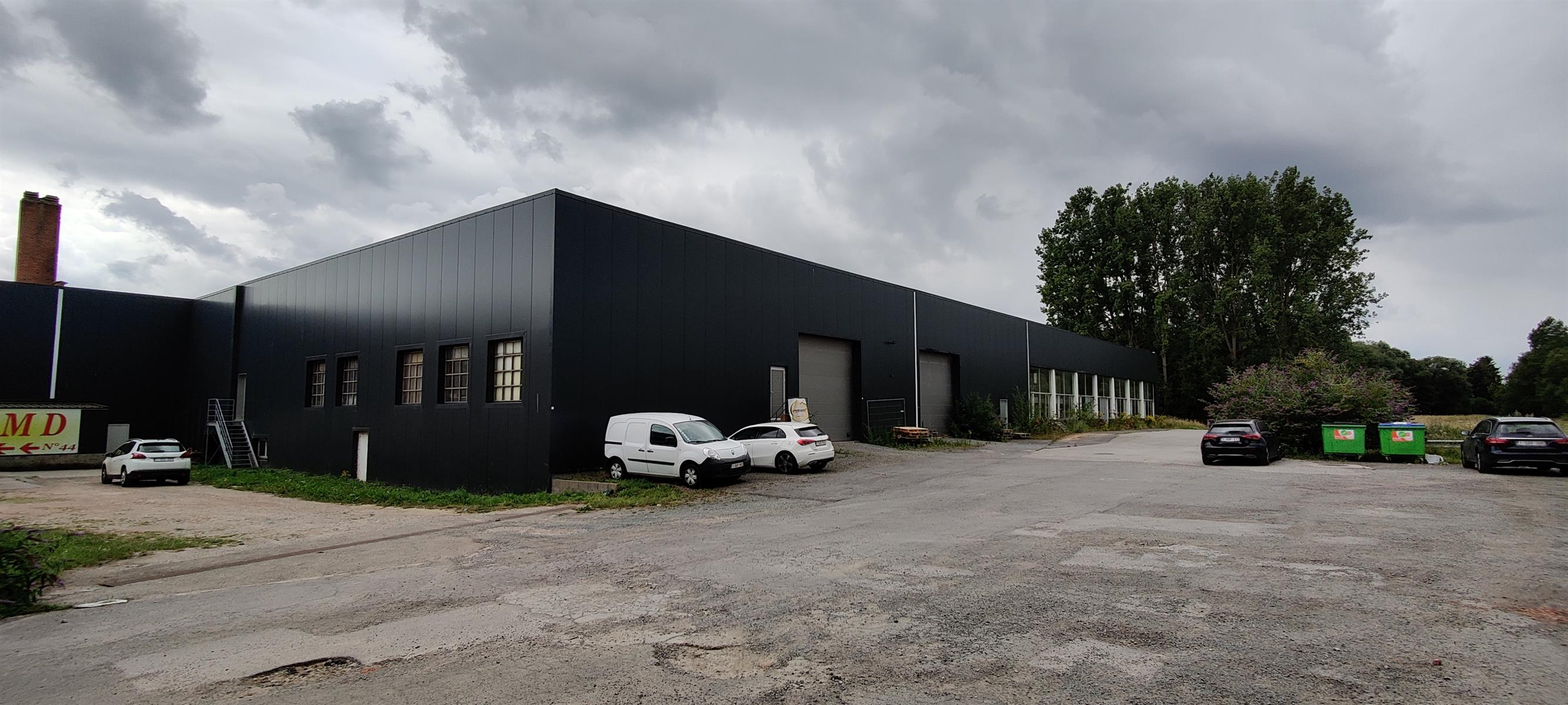 gebouw voor gemengd gebruik te huur I158 - Lumbeekstraat 38, 1700 Dilbeek Sint-Ulriks-Kapelle, België 6