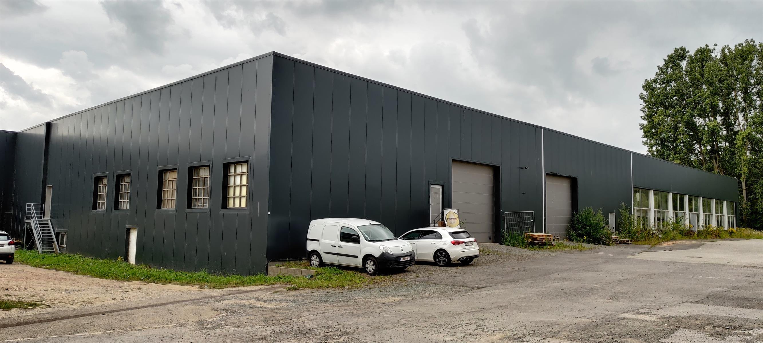 gebouw voor gemengd gebruik te huur I158 - Lumbeekstraat 38, 1700 Dilbeek Sint-Ulriks-Kapelle, België 5