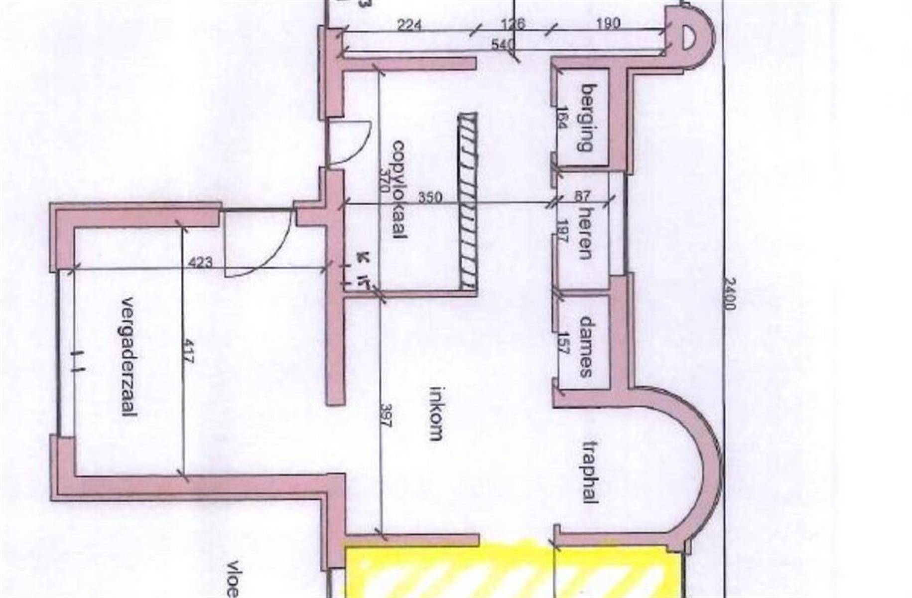 kantoor te huur K003 - Middelmolenlaan 96, 2100 Antwerpen Deurne, België 20