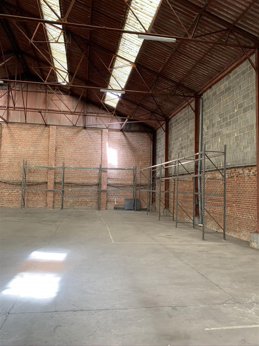 industrieel gebouw optie te huur I164 UNIT D De Breukeleer 14