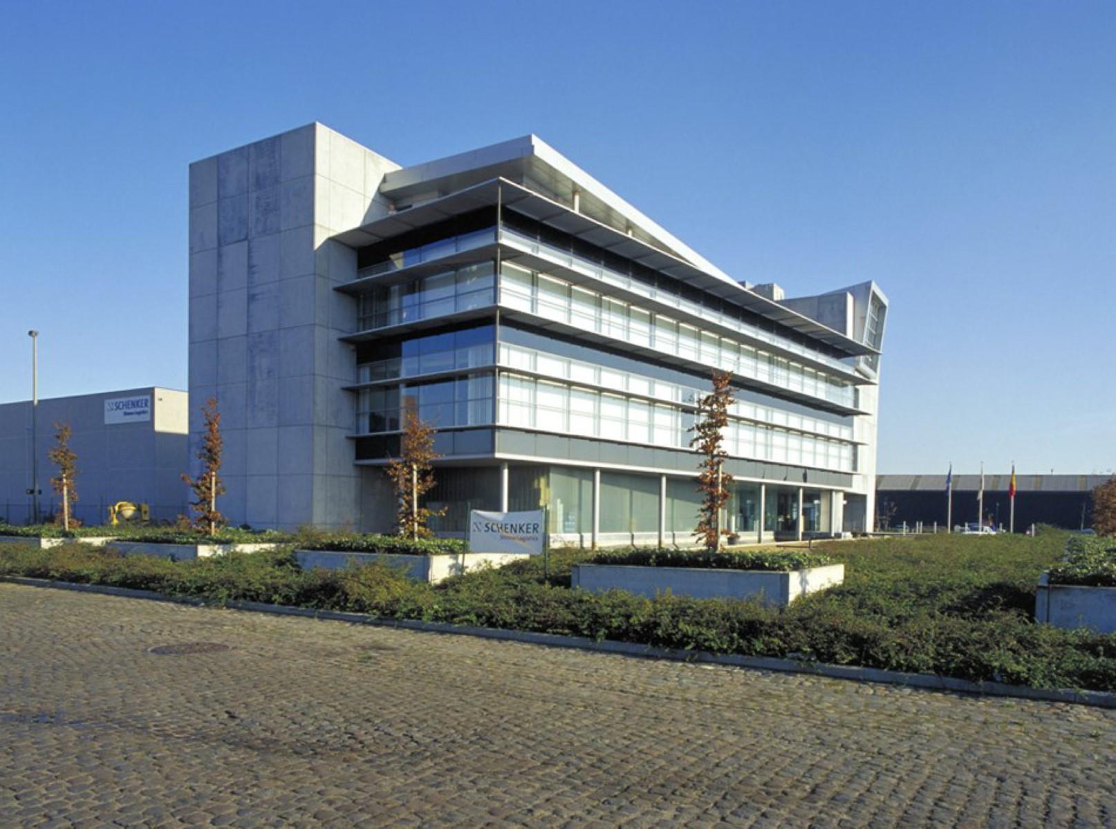 opslagplaats te huur I165 Straatsburgdok Twee/UNIT3 - Straatsburgdok Zuidkaai , 2030 Antwerpen, België 4