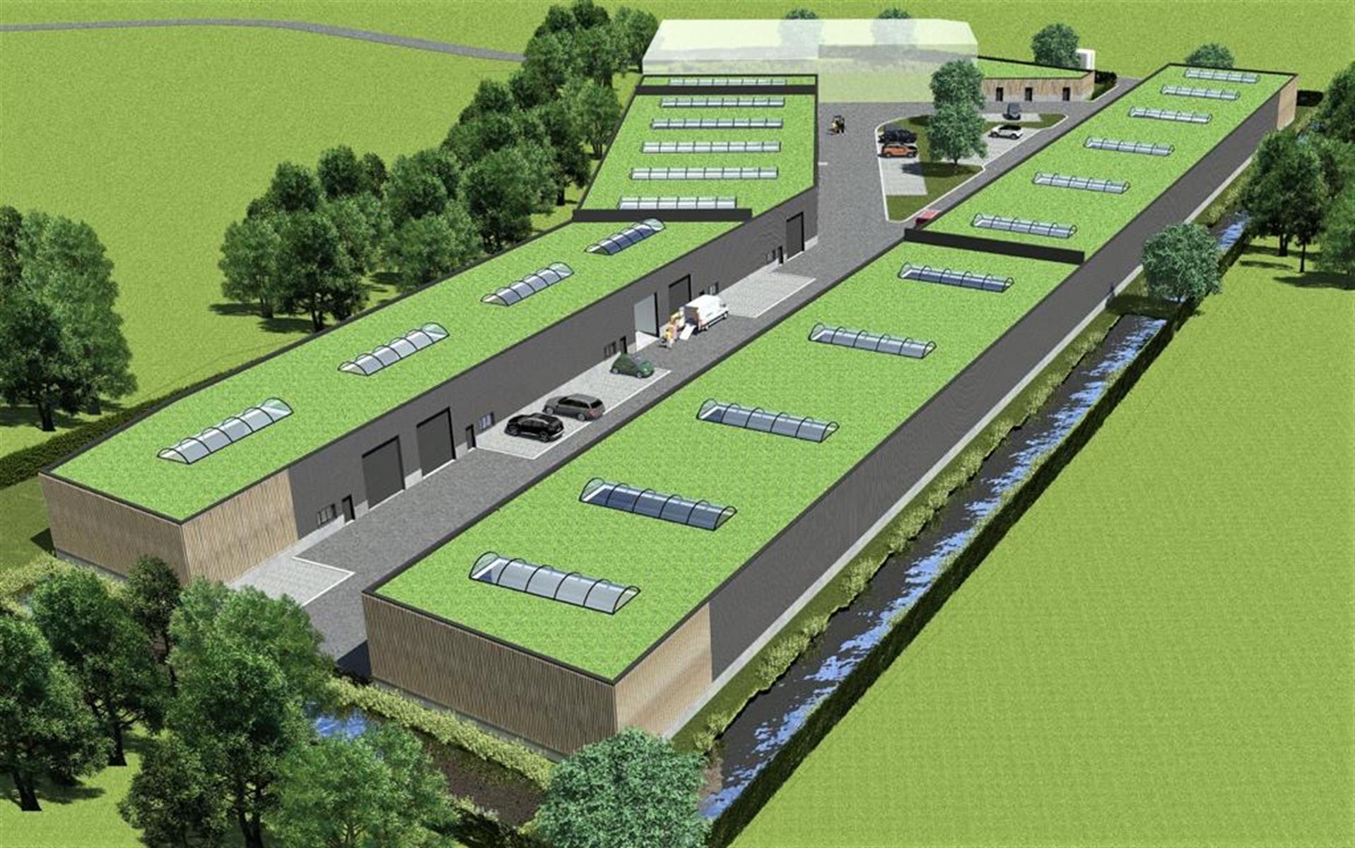 KMO-unit te koop Unit A5 - Mottestraat , 3200 Aarschot, België 3